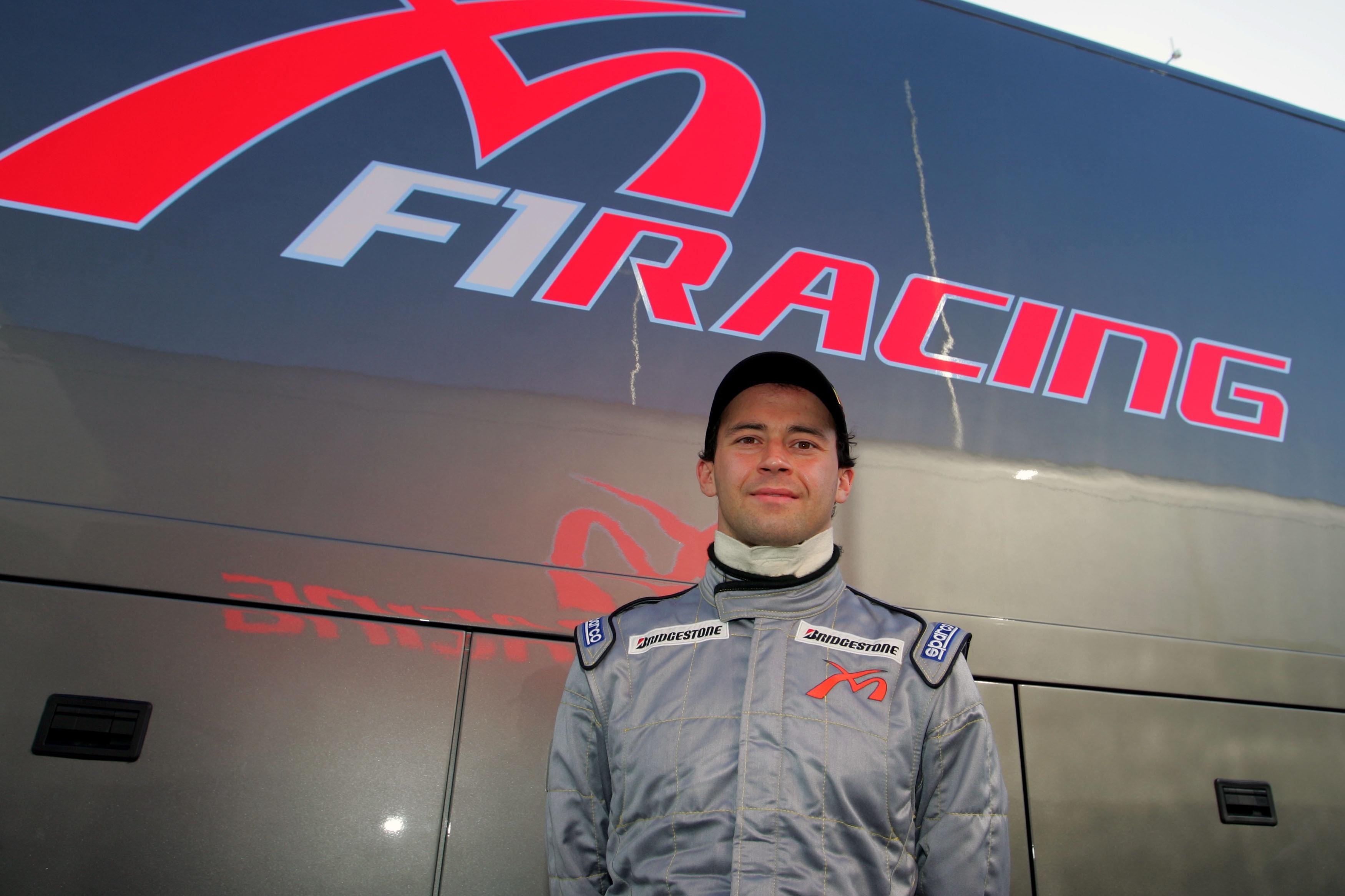Thomas Biagi, 2005 Midland F1 test