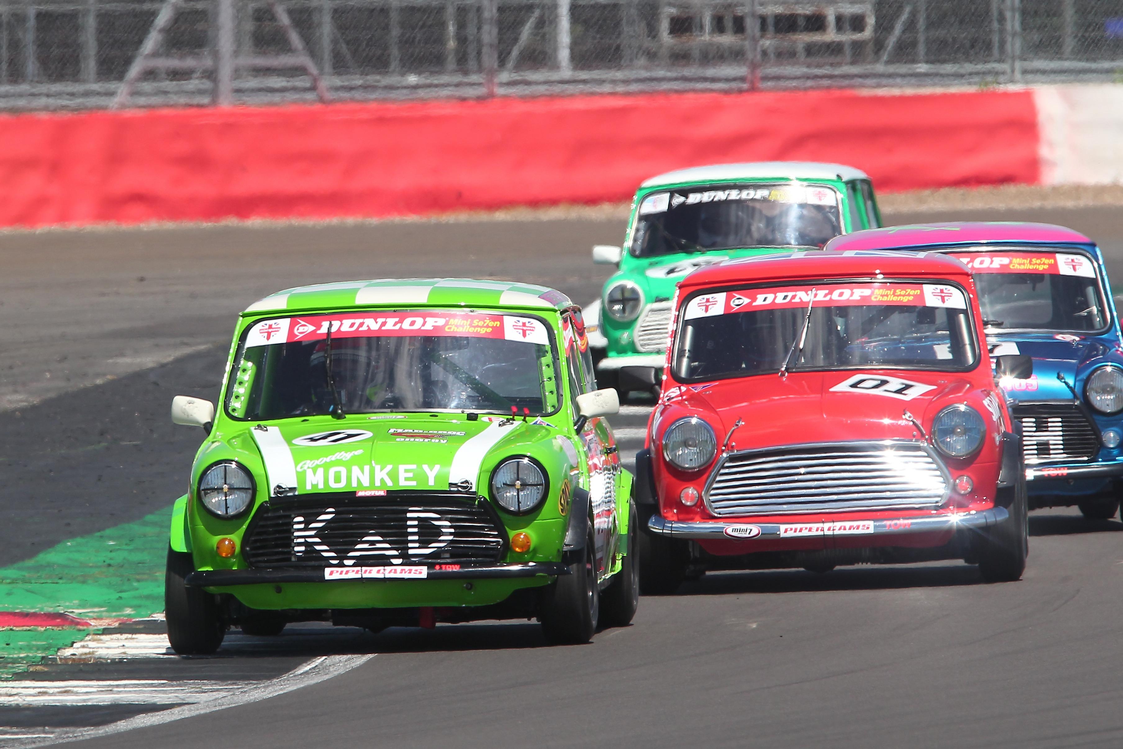 Jonathan Lewis, Mini Se7en, Silverstone 2021