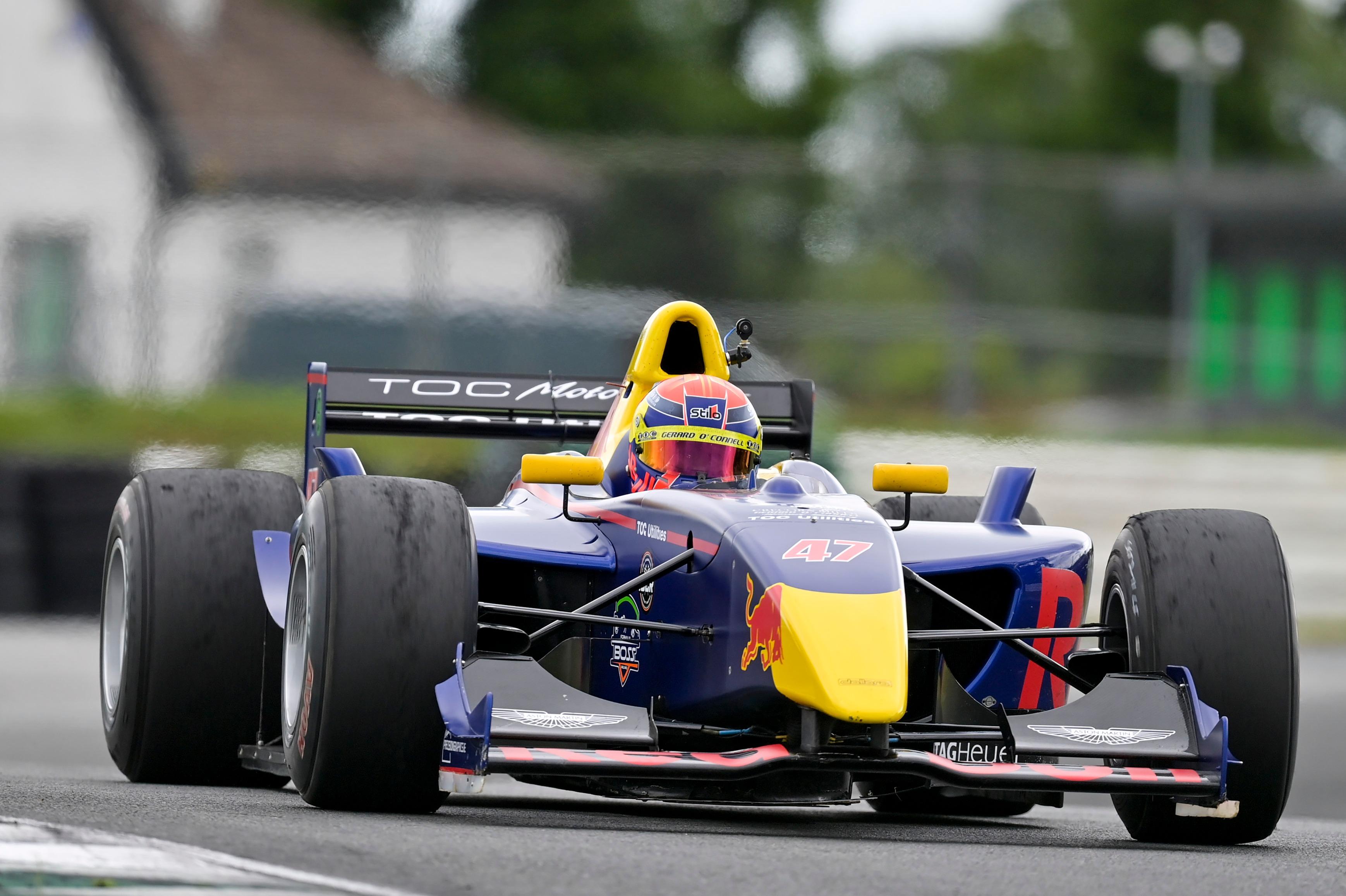 Gerard O'Connell (Dallara World Series), Mondello Park 2021