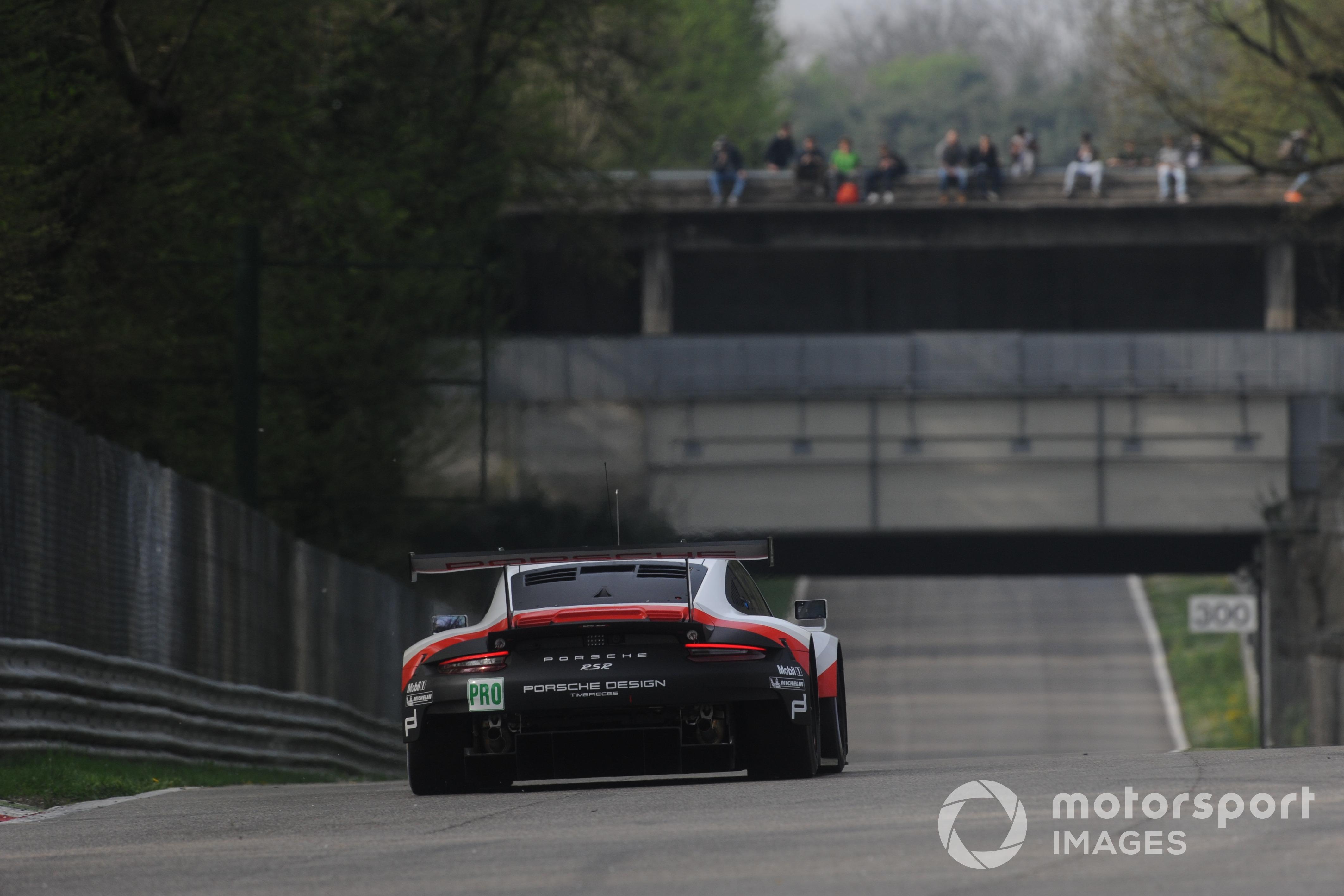 2017 FIA World Endurance Championship, 31st March - 2nd April, 2017, Monza Prologue, Michael Christensen (DNK) \ Kevin Estre (FRA) - PORSCHE GT TEAM - Porsche 911 RSR