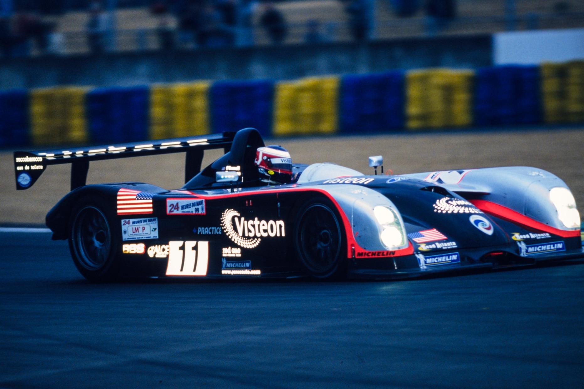 Jan Magnussen 1999 Le Mans 24 Hours