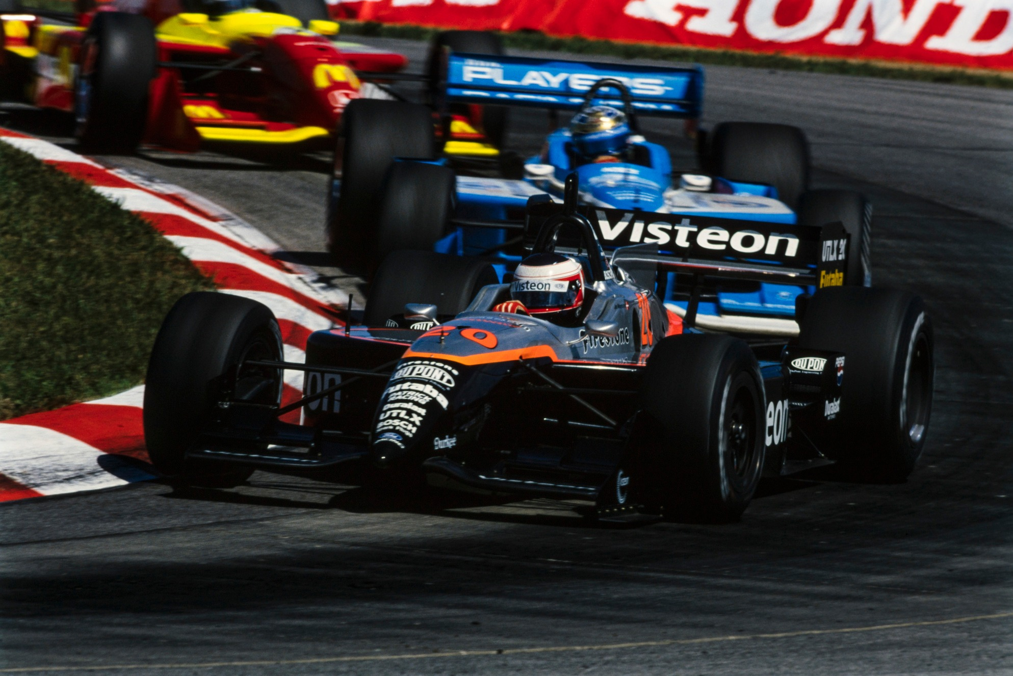 Seven race spell with Patrick in 1999 was a disappointing coda to his single-seater career