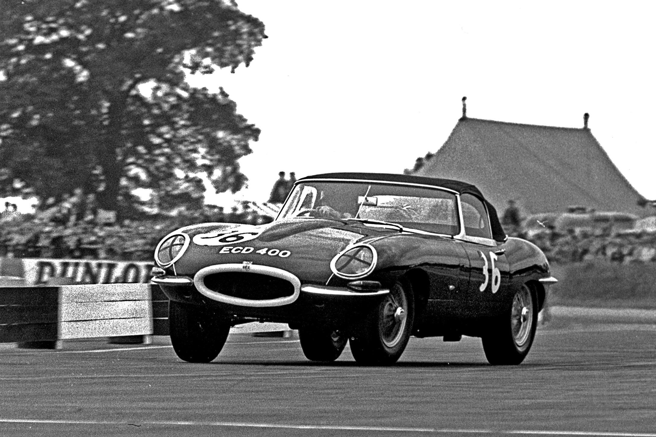 Graham Hill, Silverstone, 1961