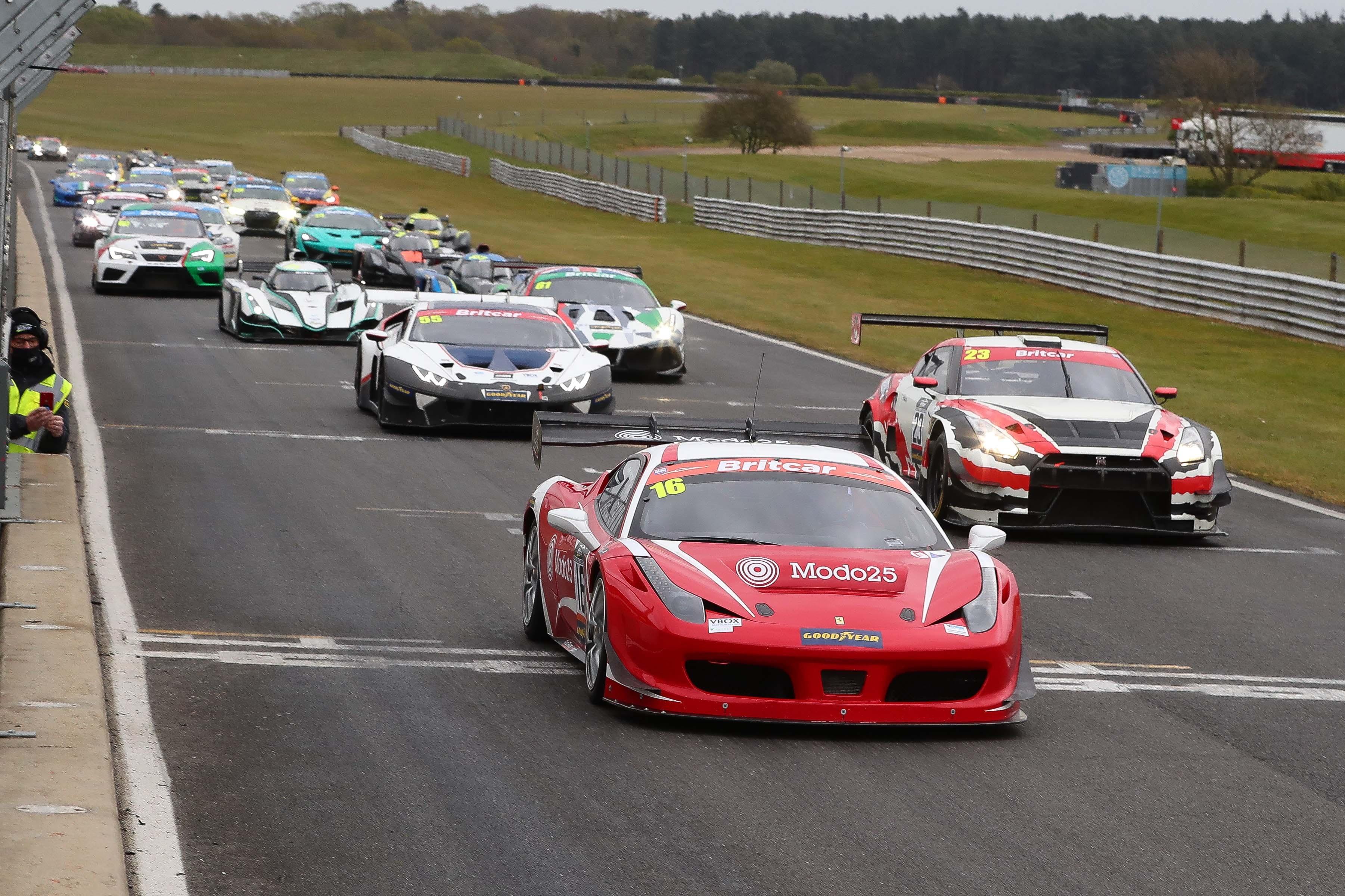Britcar Championship, Snetterton 2021