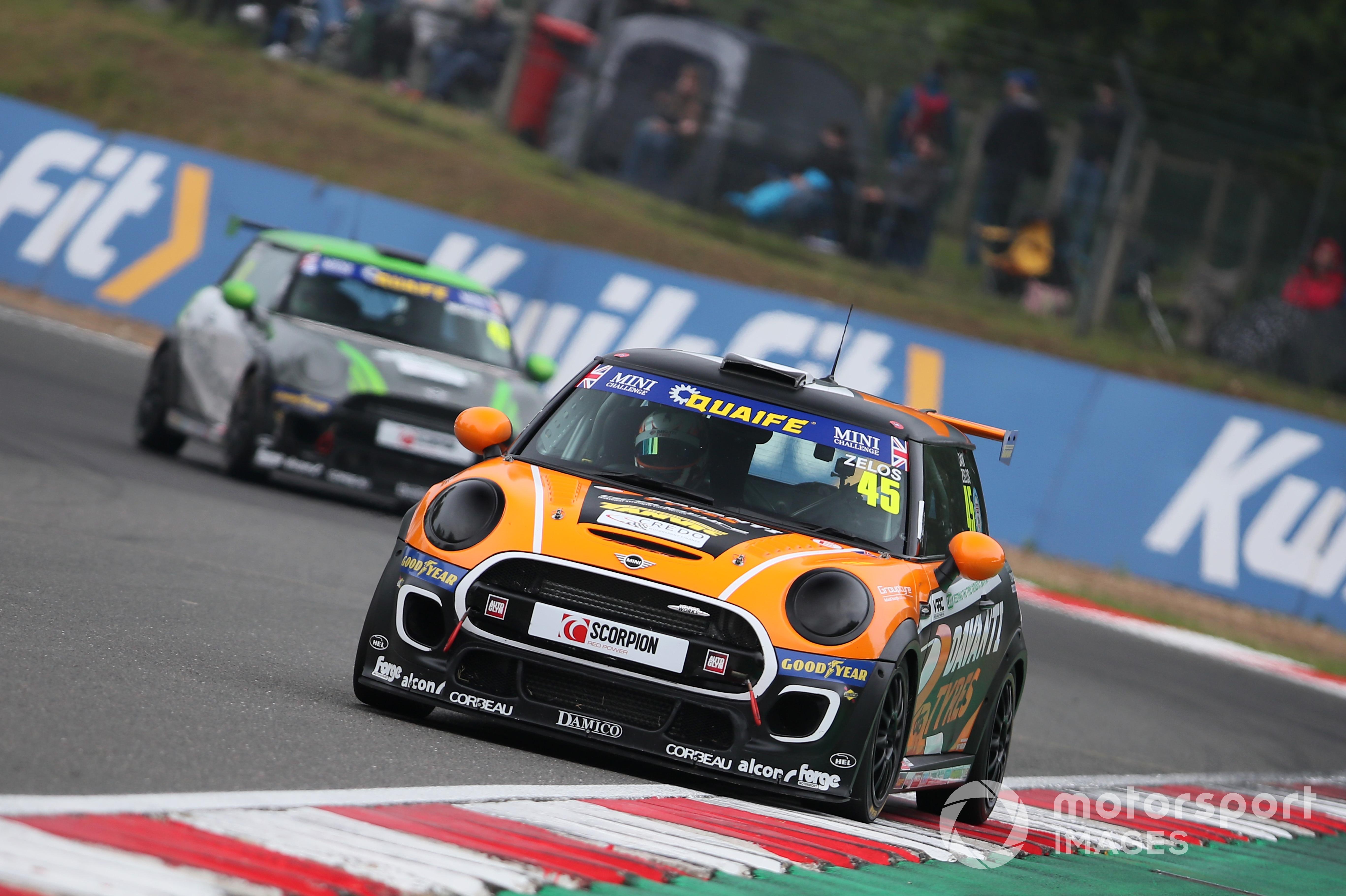 Dan Zelos, Mini Challenge, Brands Hatch 2021