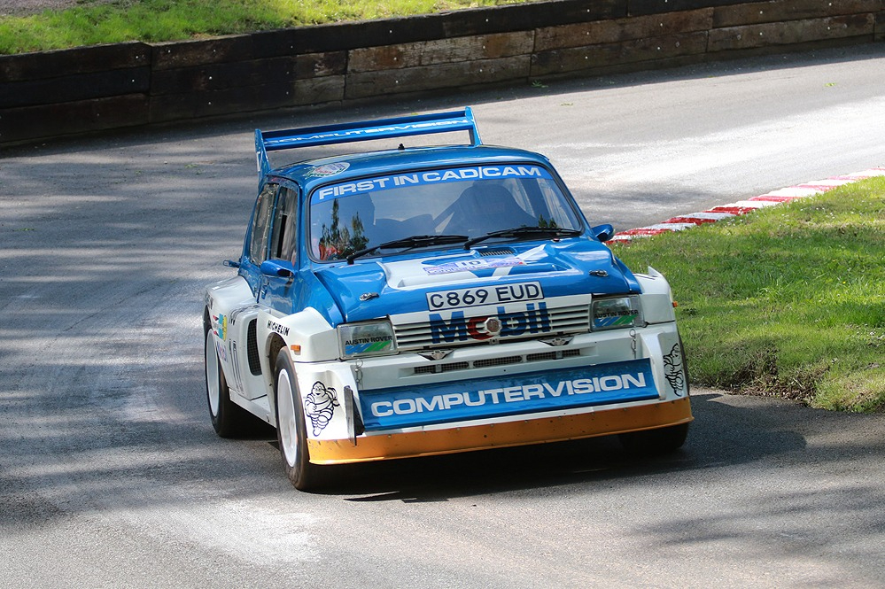 A wide range of star cars will take to the hill at Shelsley Walsh's Classic Nostalgia event