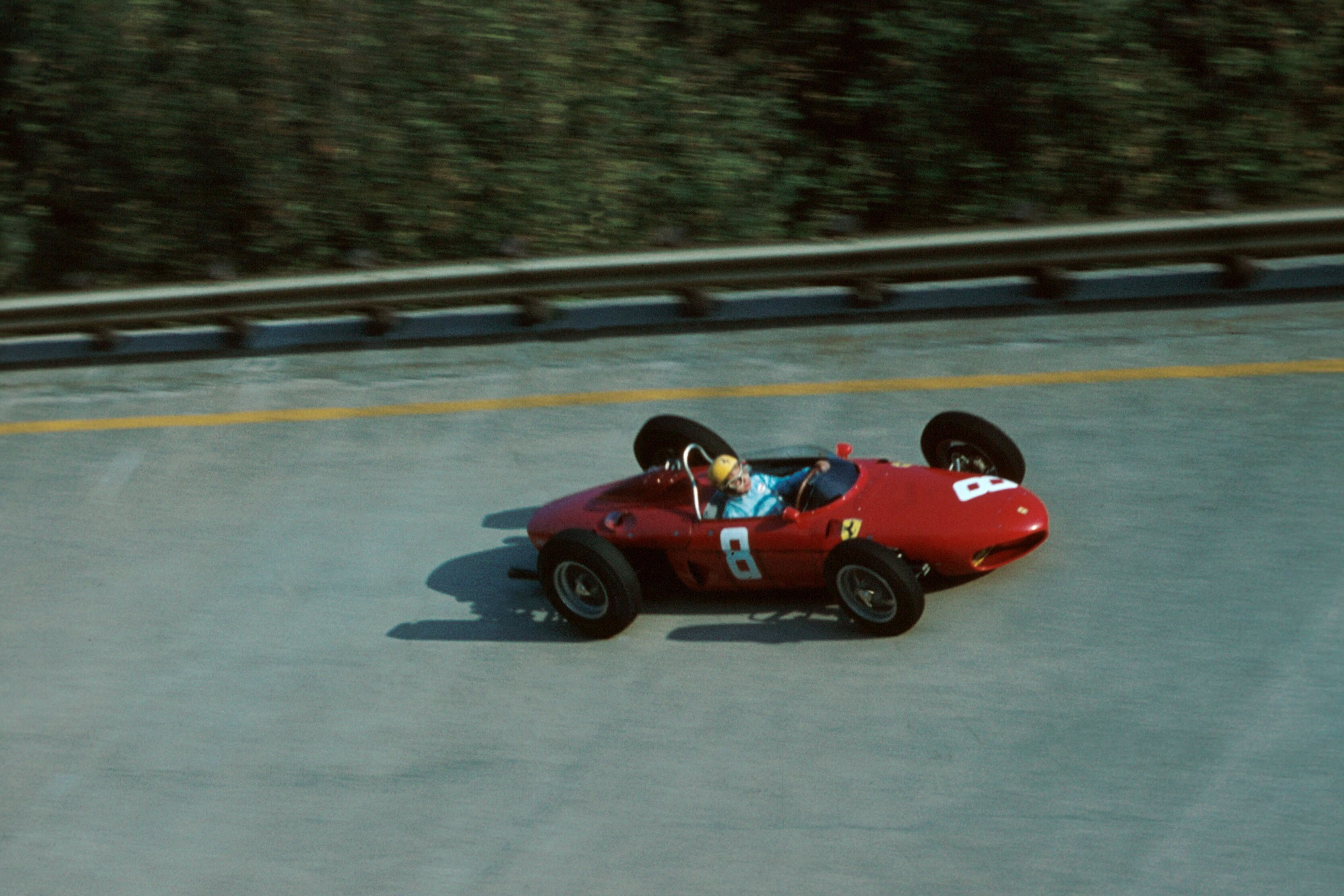 Ricardo Rodriguez, Monza 1961