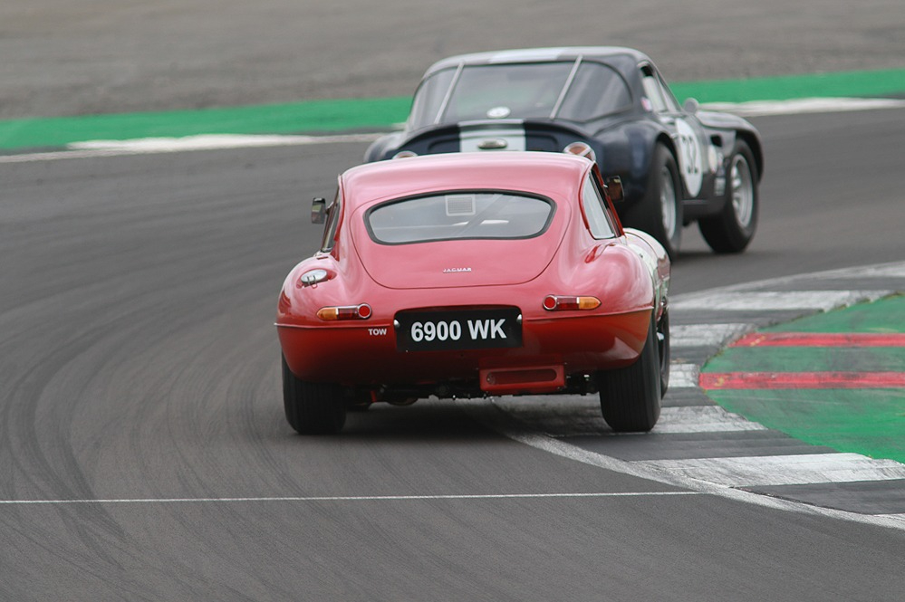Gentlemen Drivers races for Pre-66 GT cars have been added to British Grand Prix schedule
