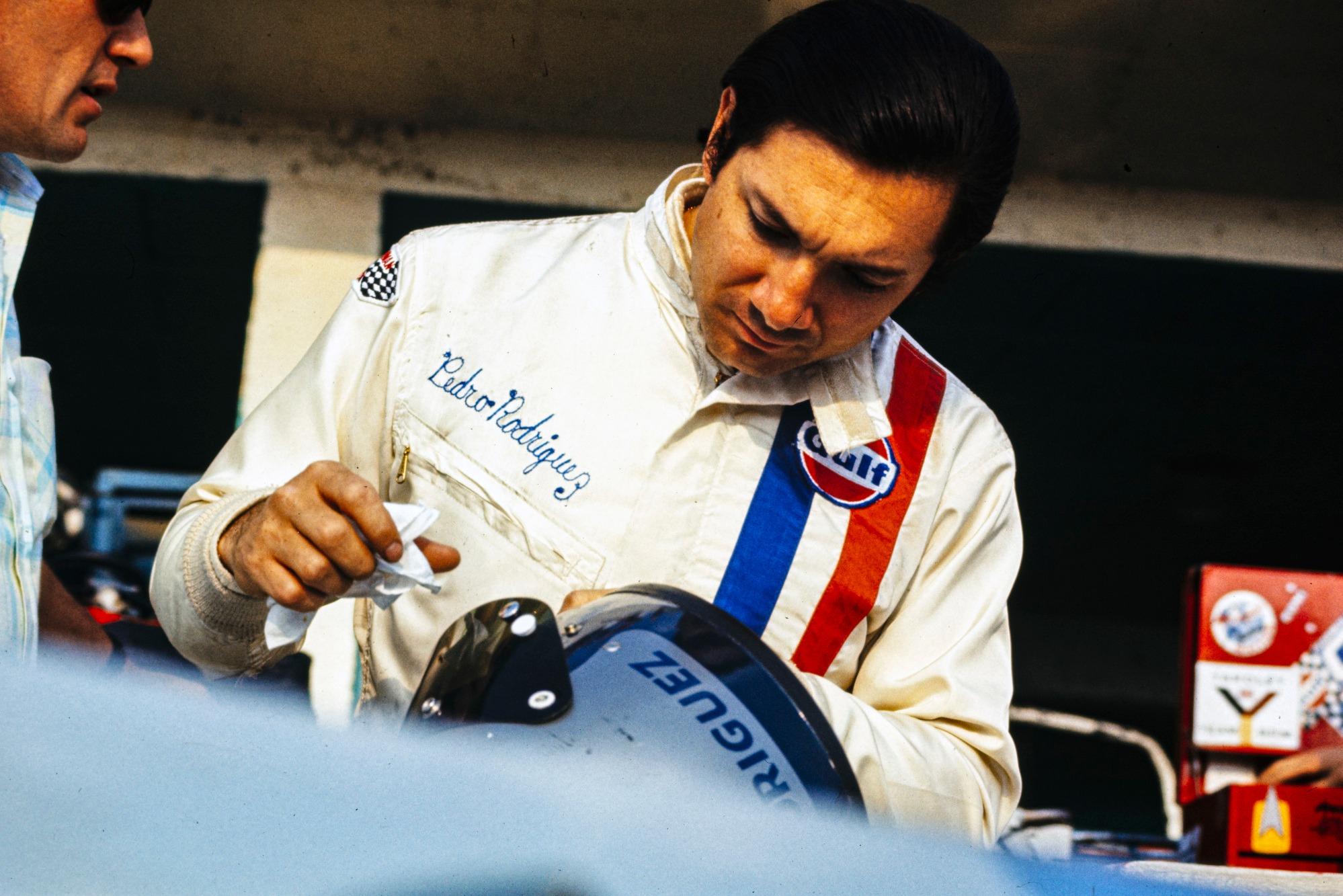 Pedro Rodriguez, 1970 Le Mans