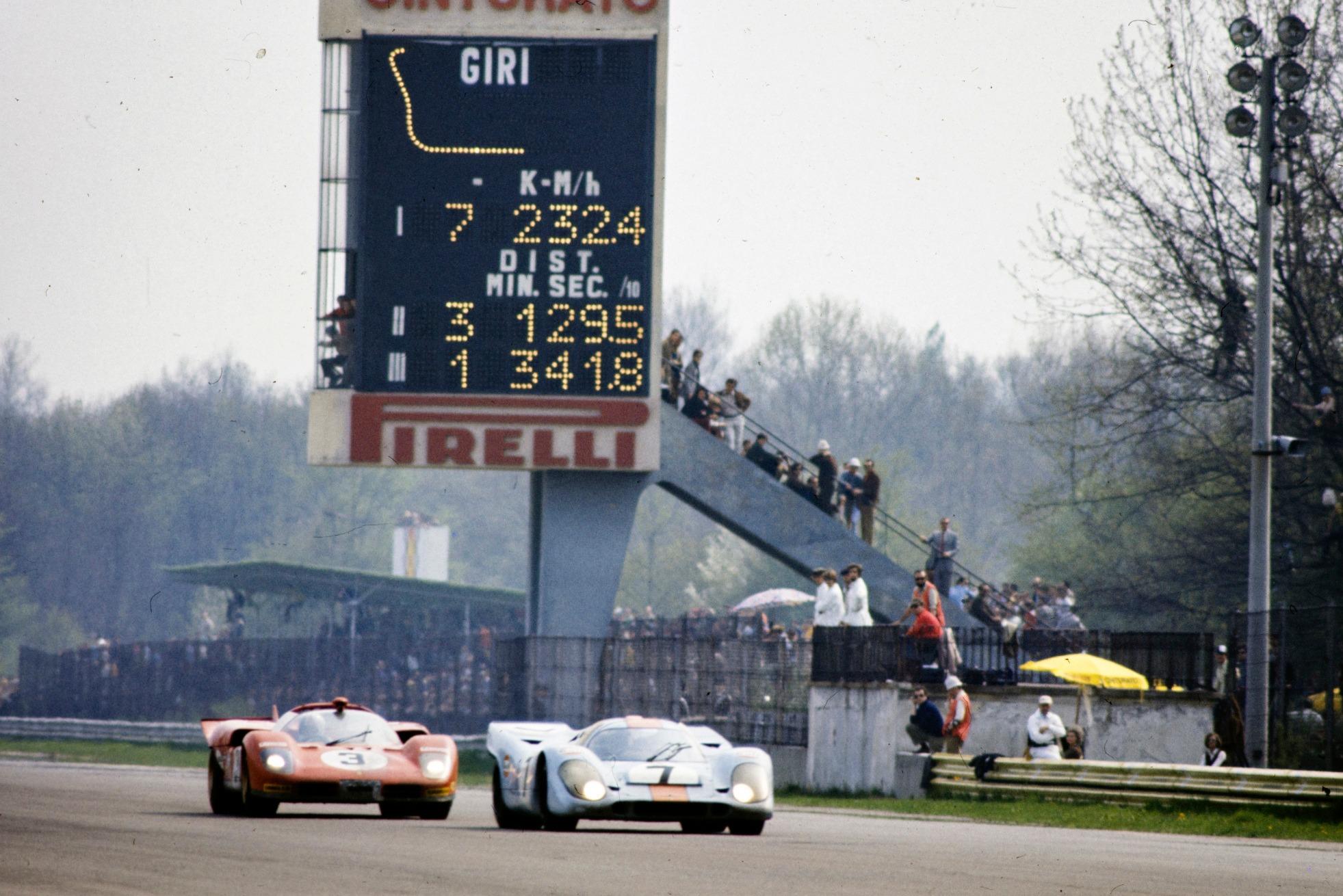 Rodríguez superó a Ferrari en su propia casa para lograr una famosa victoria en Monza.