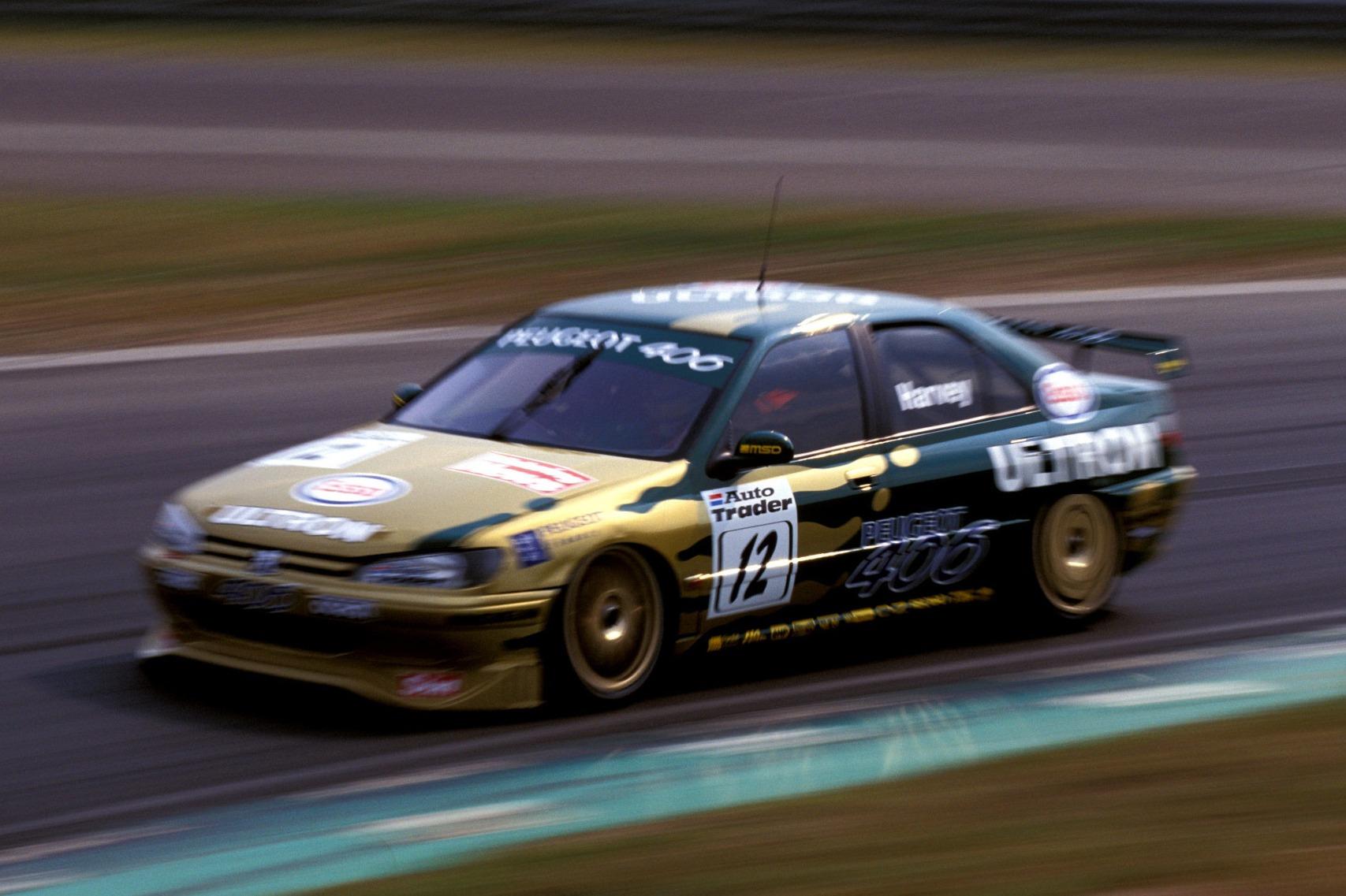 Tim Harvey, 1997 BTCC Snetterton