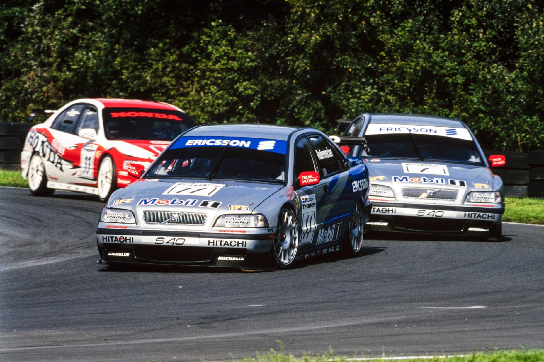 Vincent Radermecker, 1999 BTCC Oulton Park
