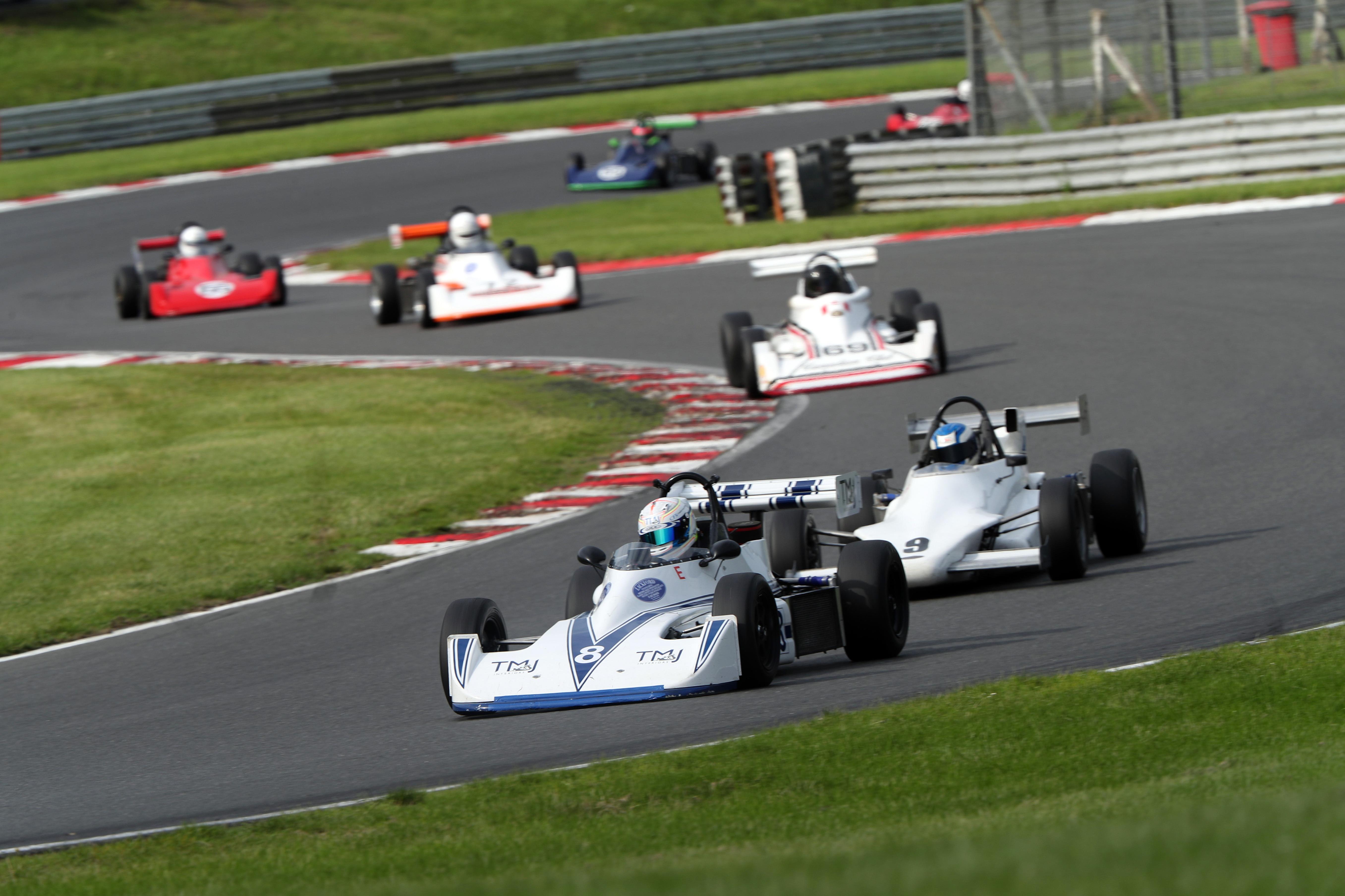 Graham Fennymore (Reynard SF81), Historic Formula Ford 2000, Brands Hatch 2021