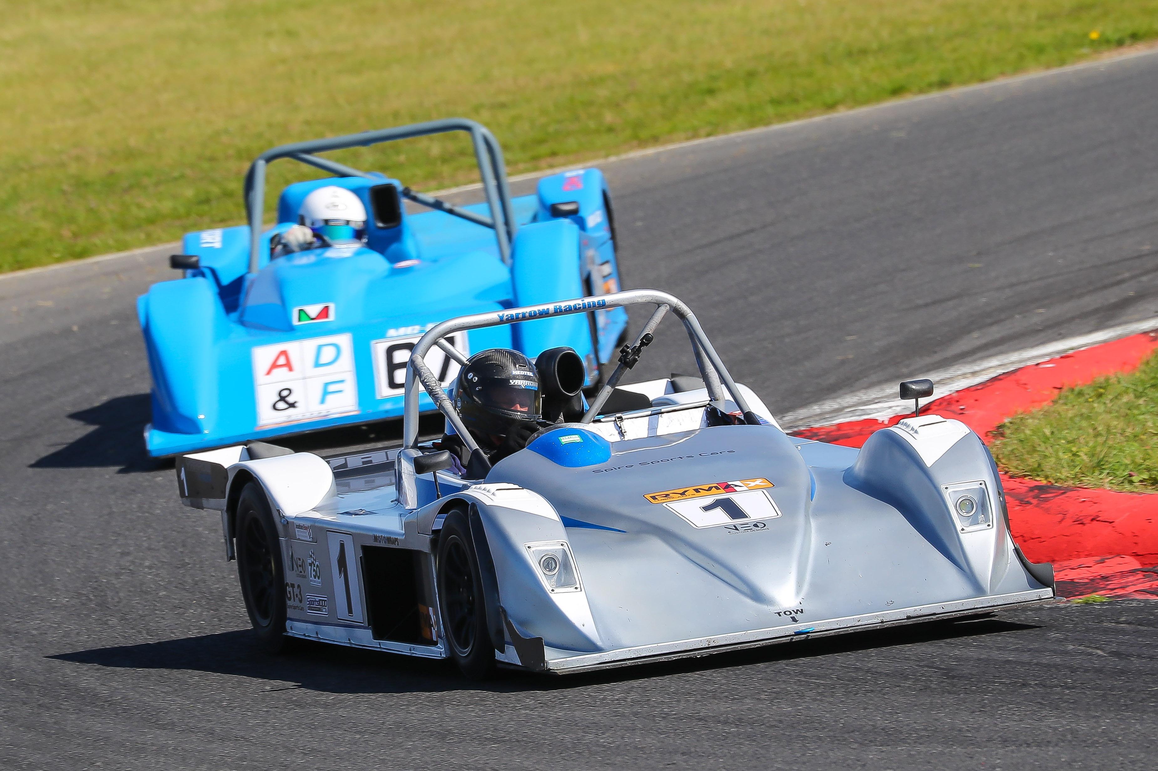 Ryan Yarrow (Spire GT3S), Sports 1000, Snetterton 2021