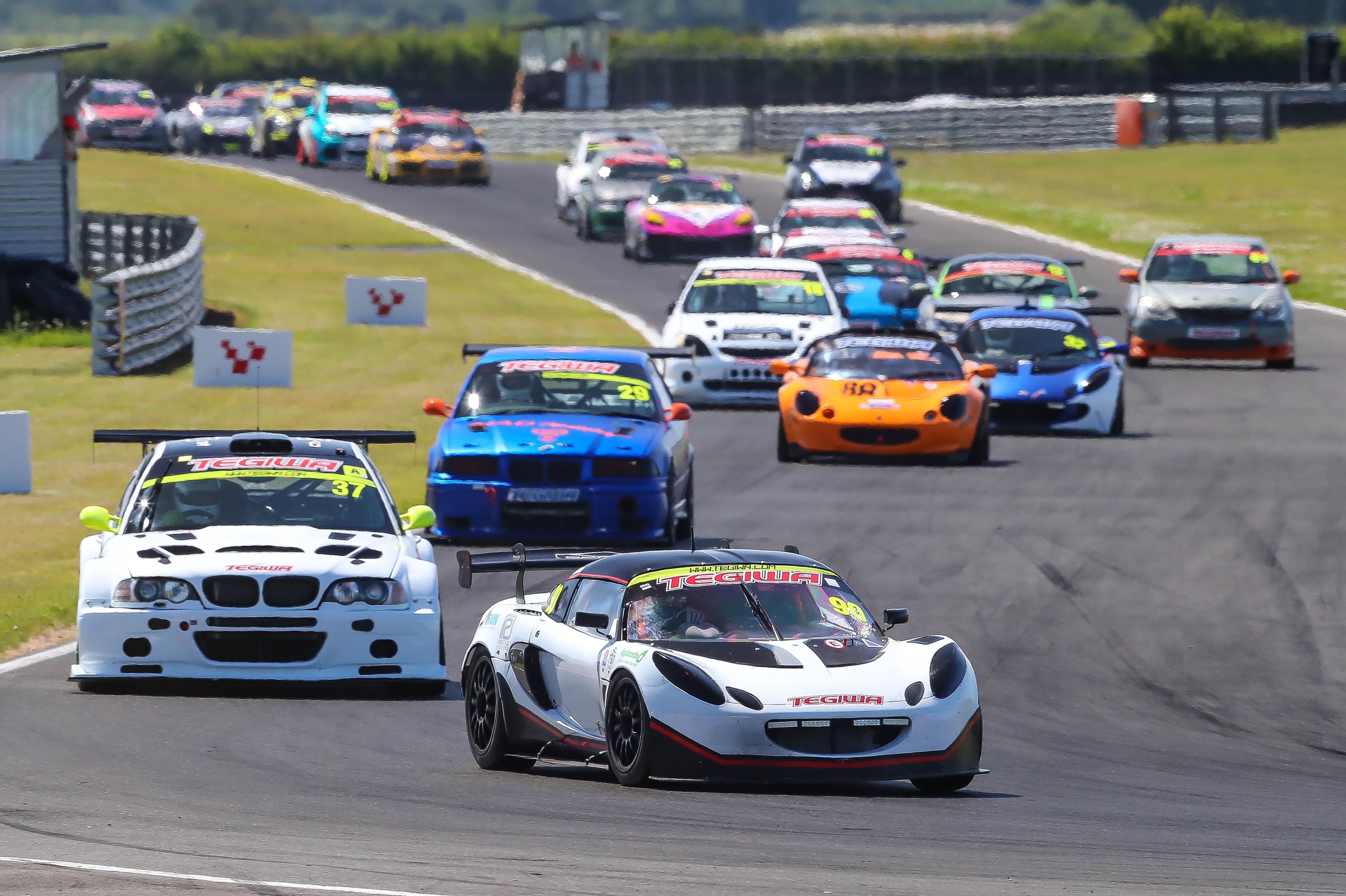 John Munro (Lotuse Elise S2), Roadsports, Snetterton 2021