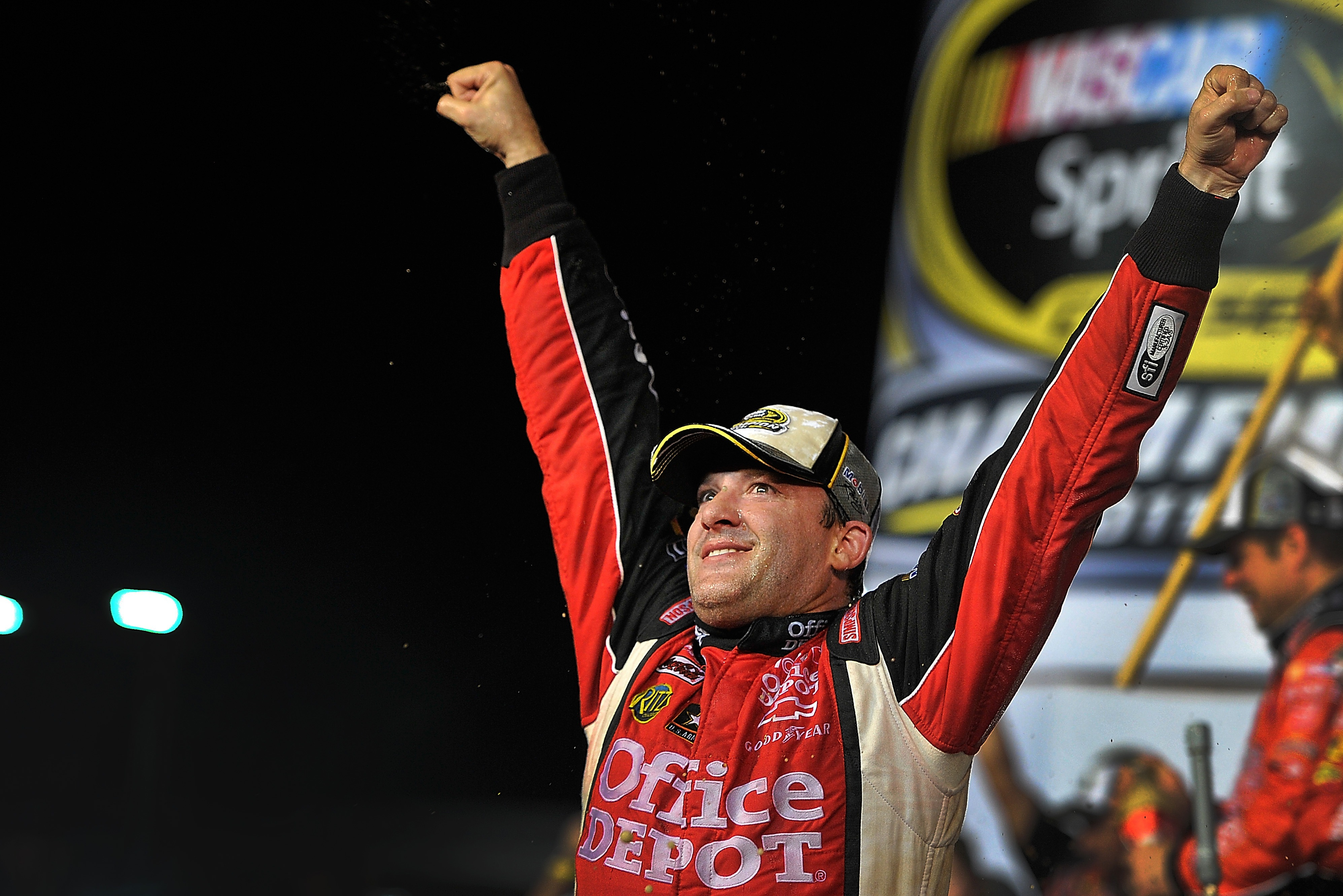 Tony Stewart won his third Cup title in 2011 after taking on team co-ownership role at SHR