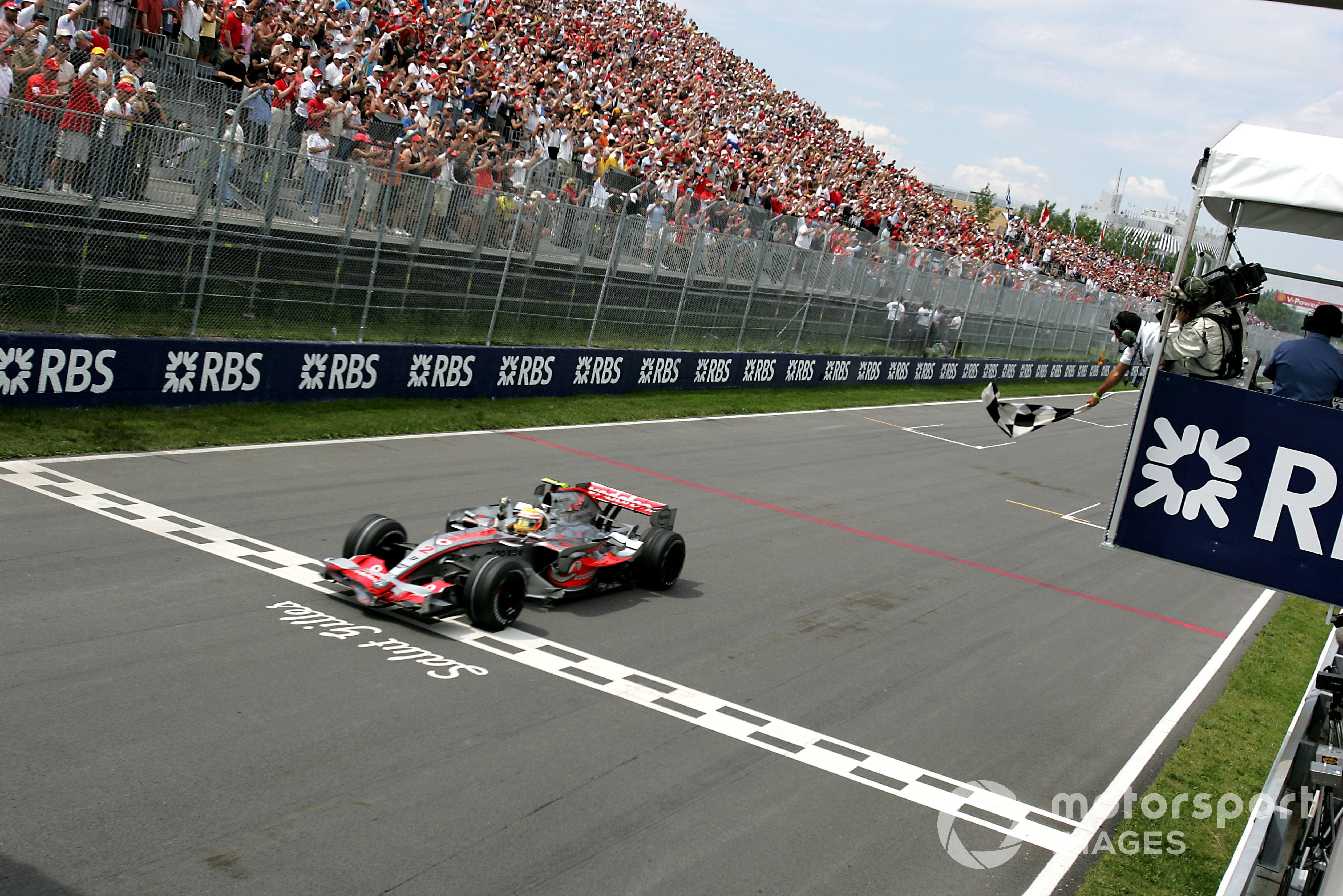 Lewis Hamilton, 2007 Canadian GP
