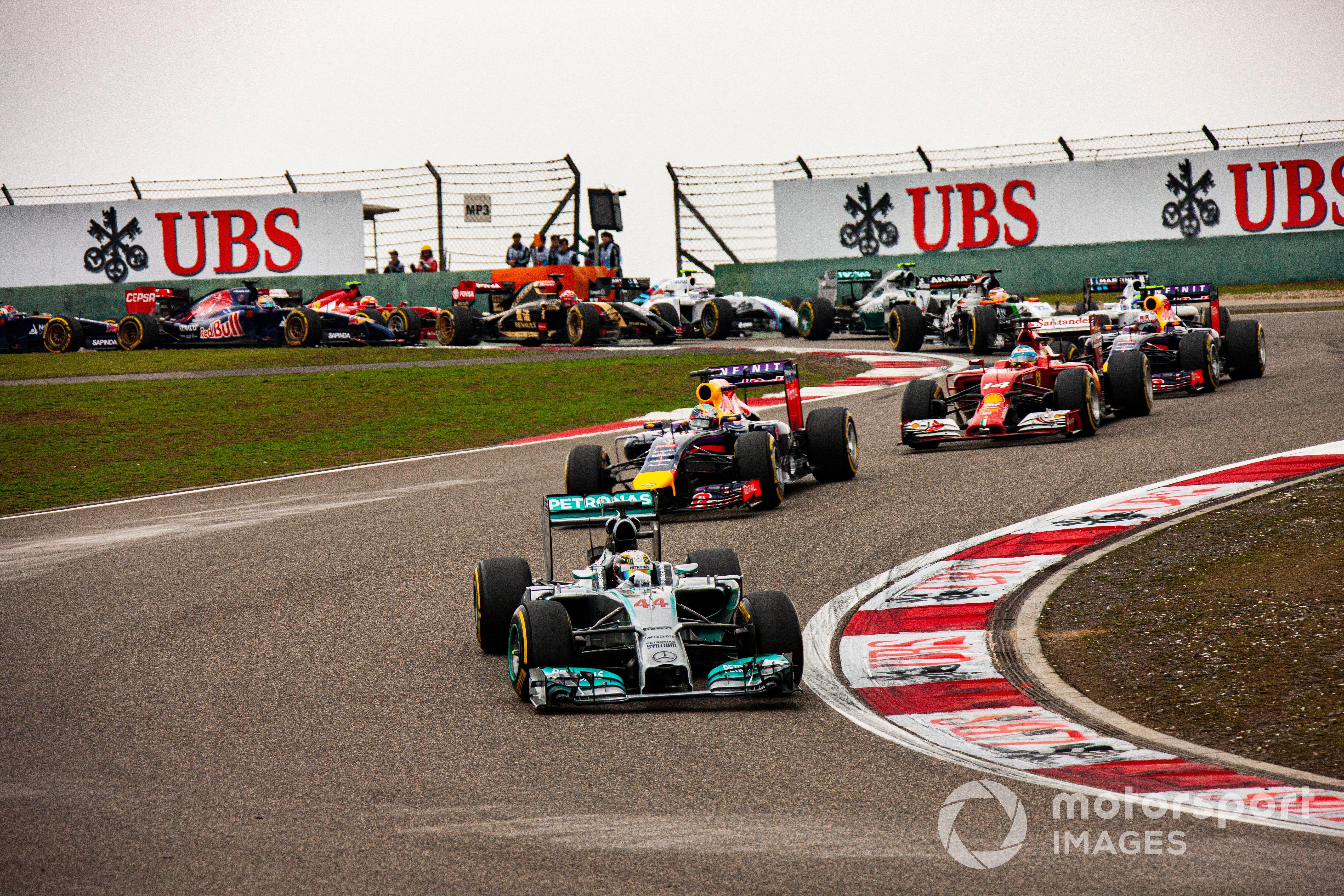 Lewis Hamilton, 2014 Chinese GP