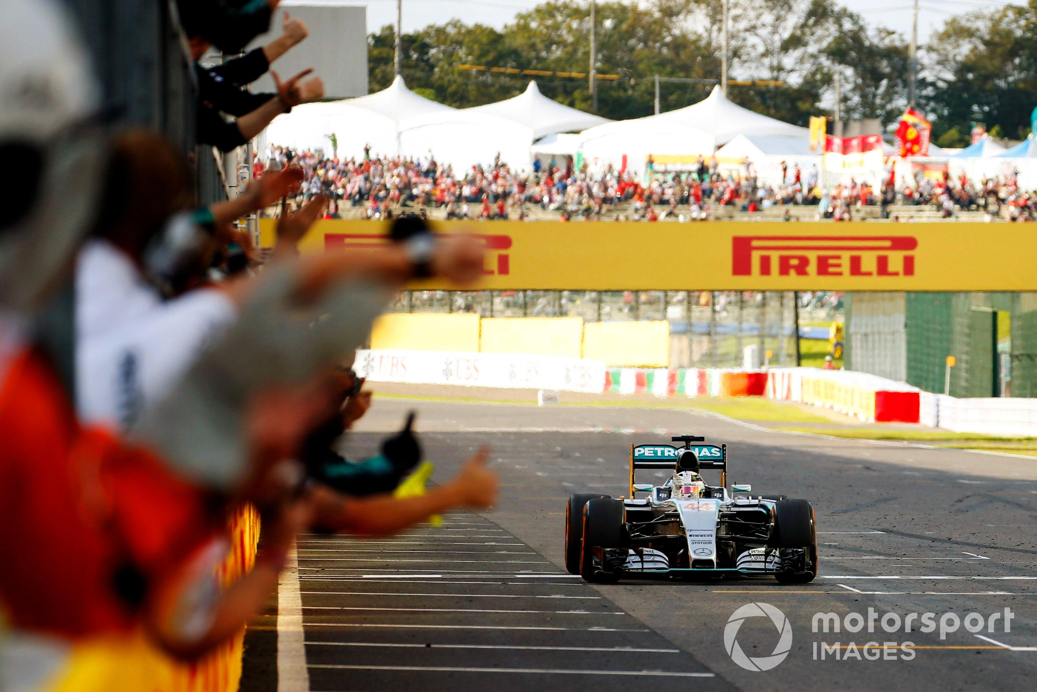 Lewis Hamilton, 2015 Japanese GP