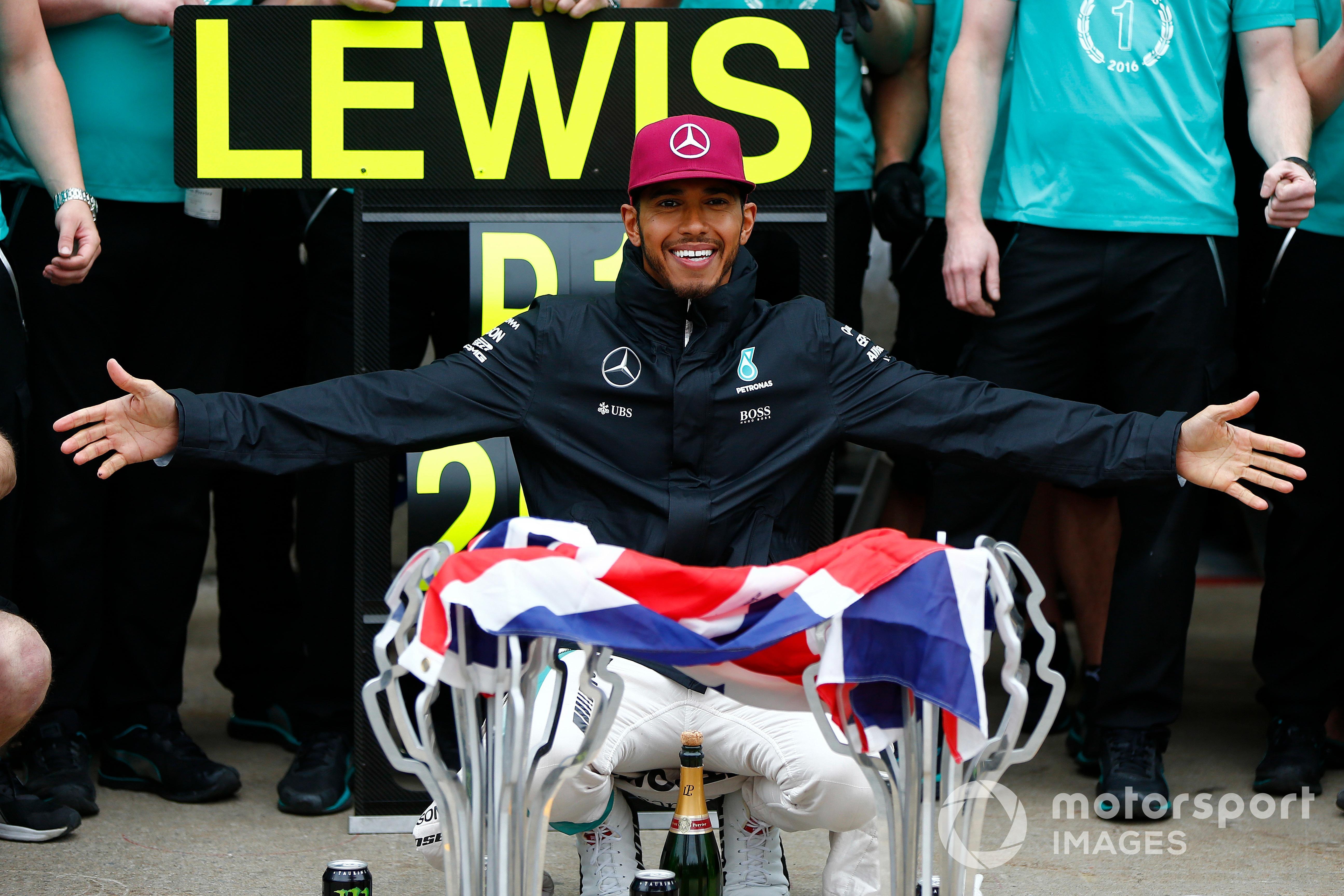 Lewis Hamilton, 2016 Canadian GP