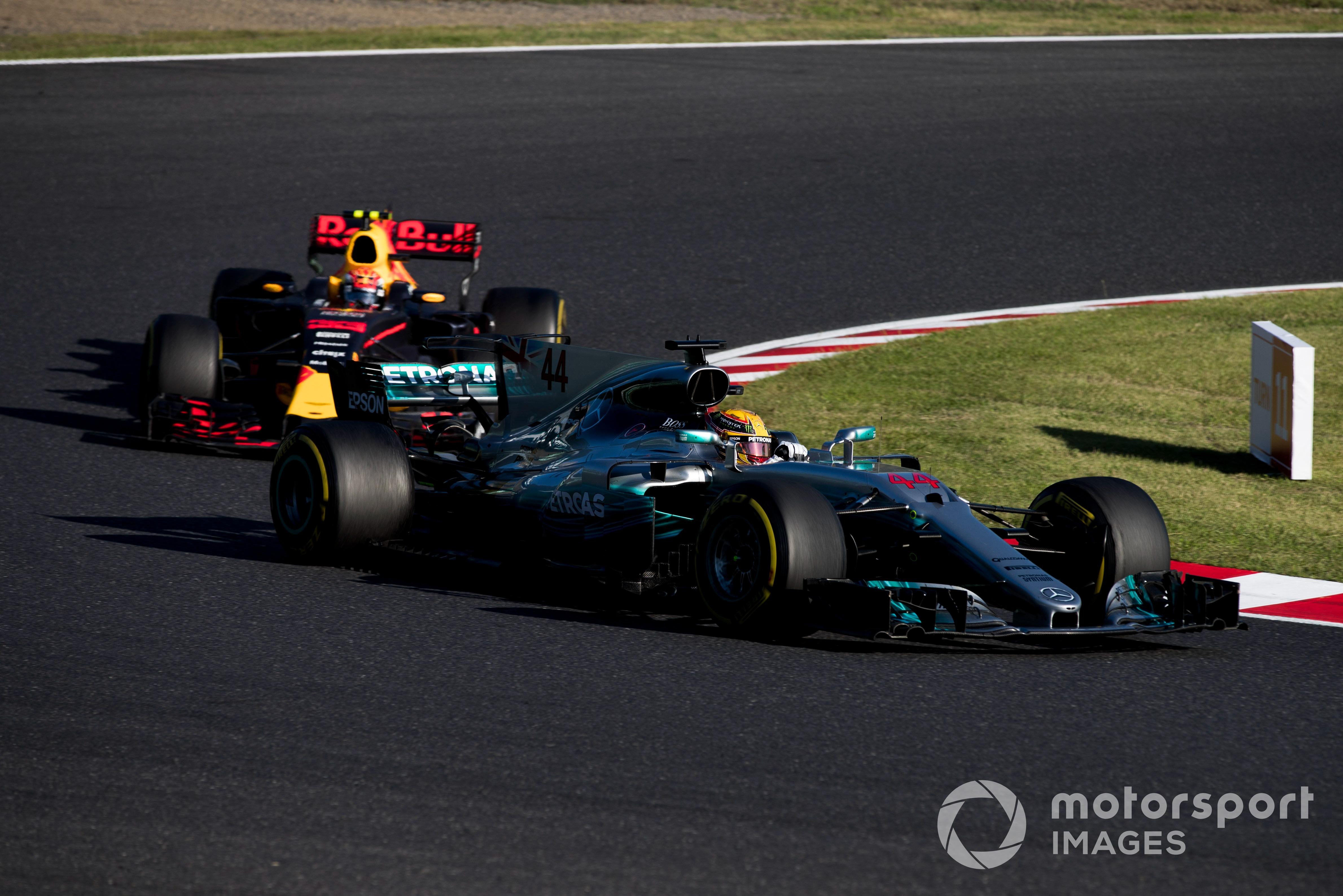 Lewis Hamilton, 2017 Japanese GP