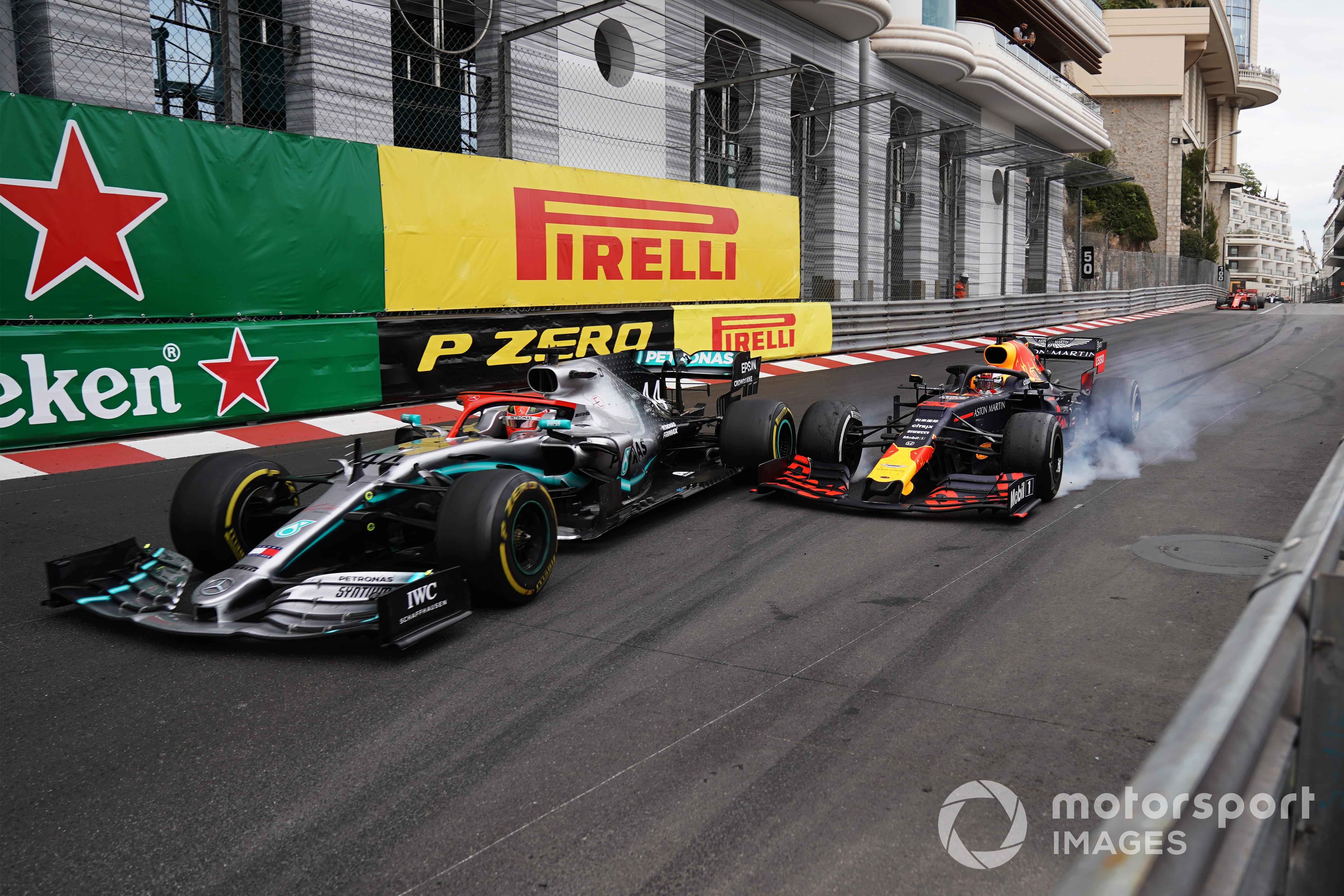 Lewis Hamilton, 2019 Monaco GP