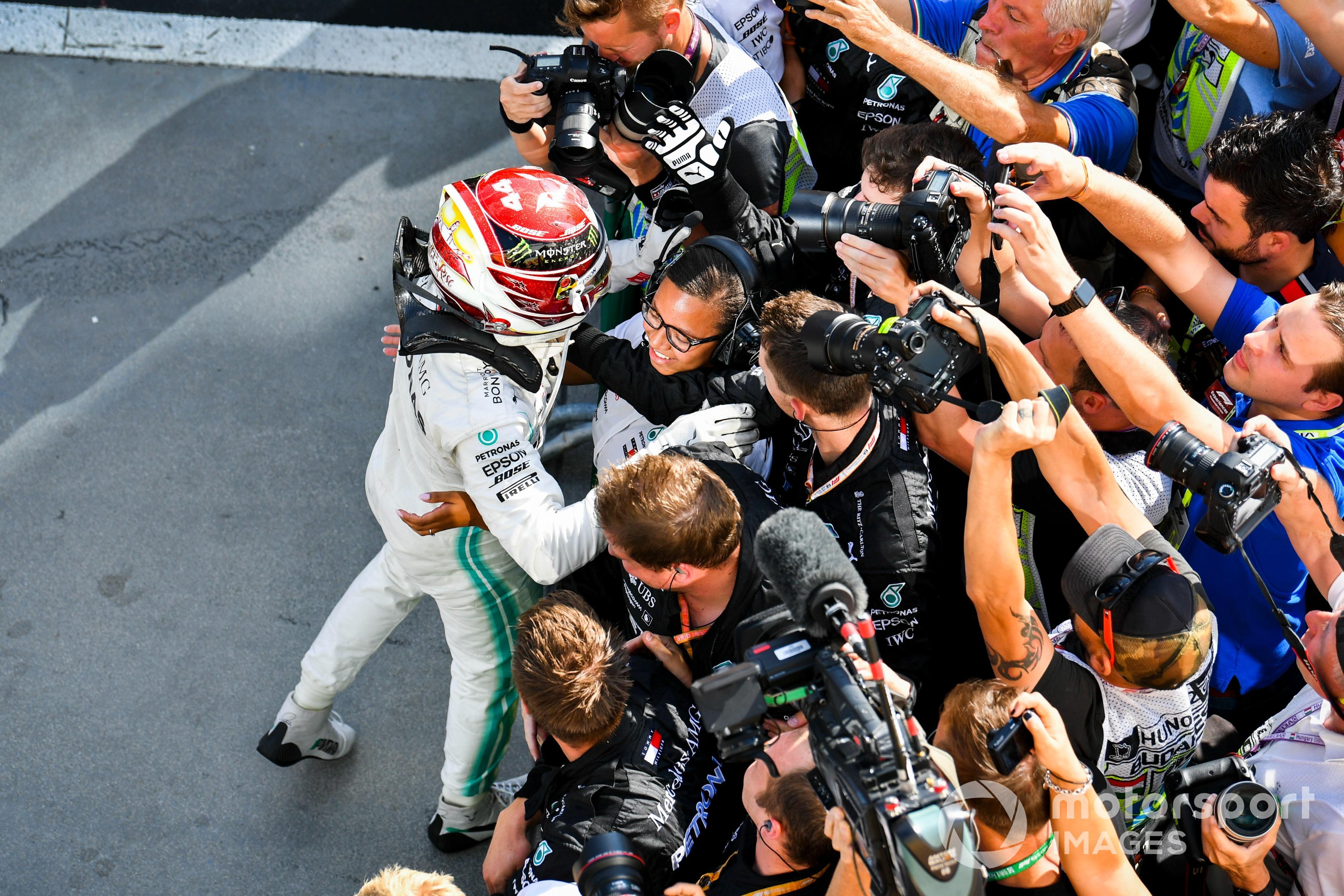 Lewis Hamilton, 2019 Hungarian GP