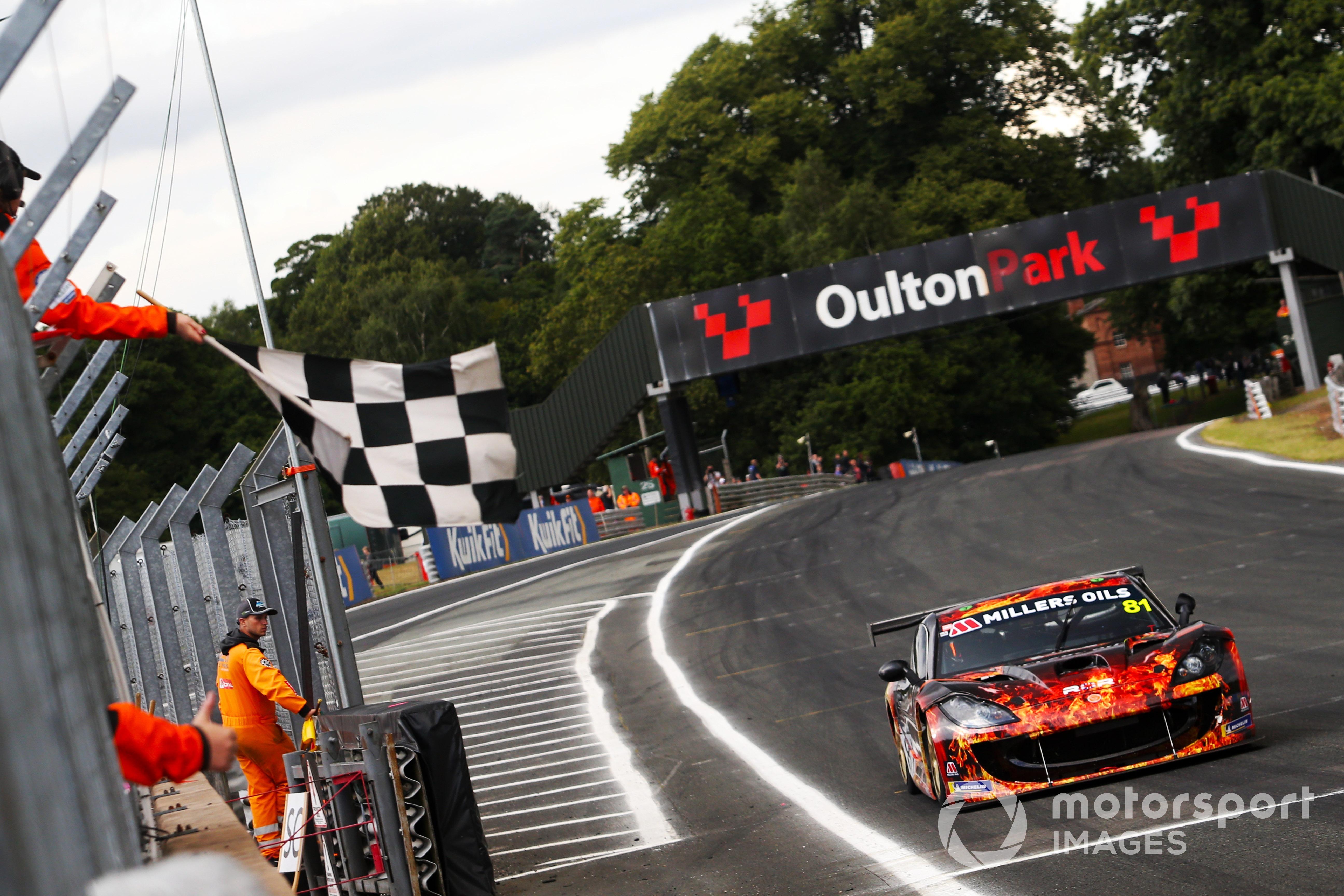 Tom Hibbert, Ginetta GT4 Supercup, Oulton Park 2021