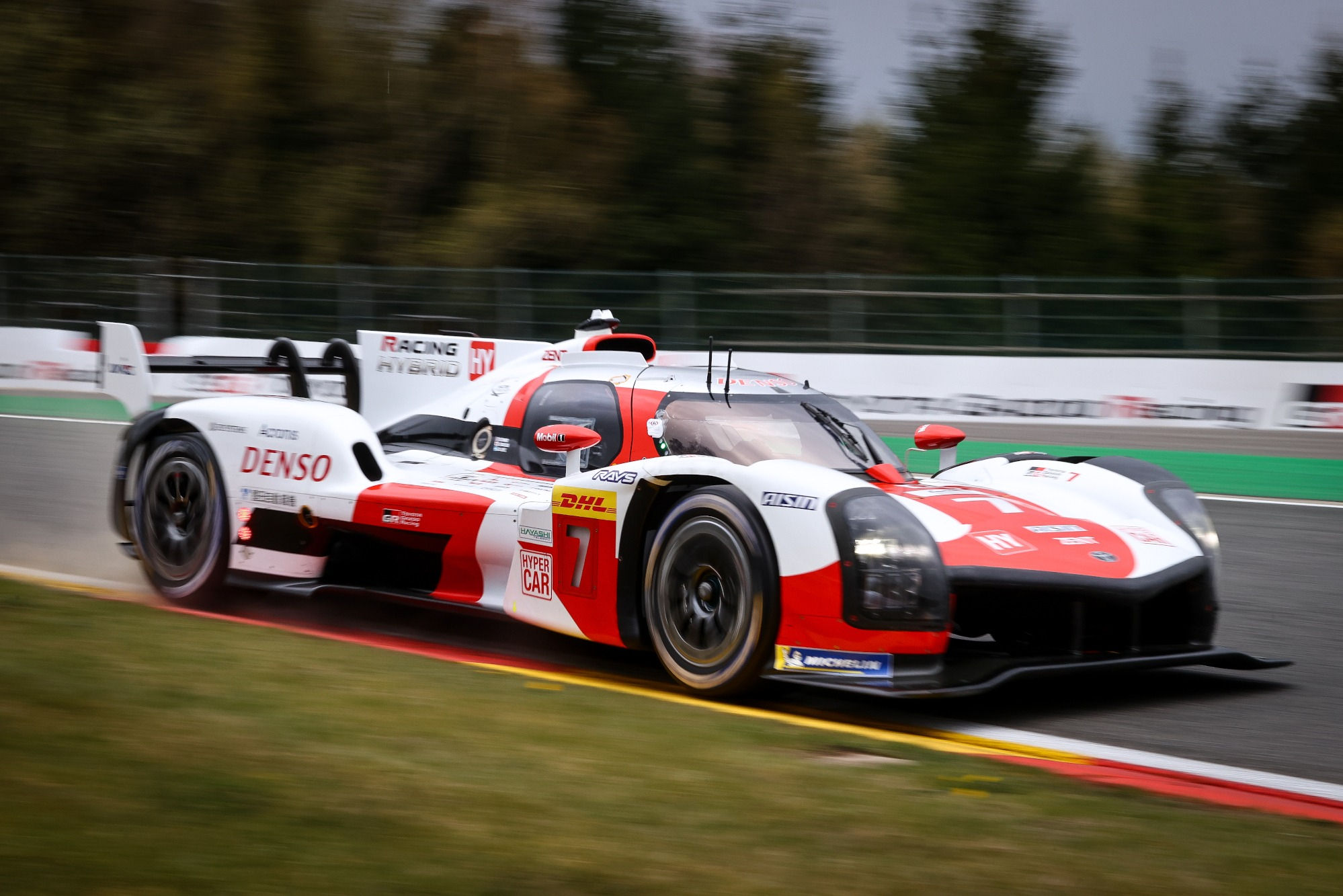 Toyota's new hypercar claimed victory on its debut at the Spa WEC round earlier this year