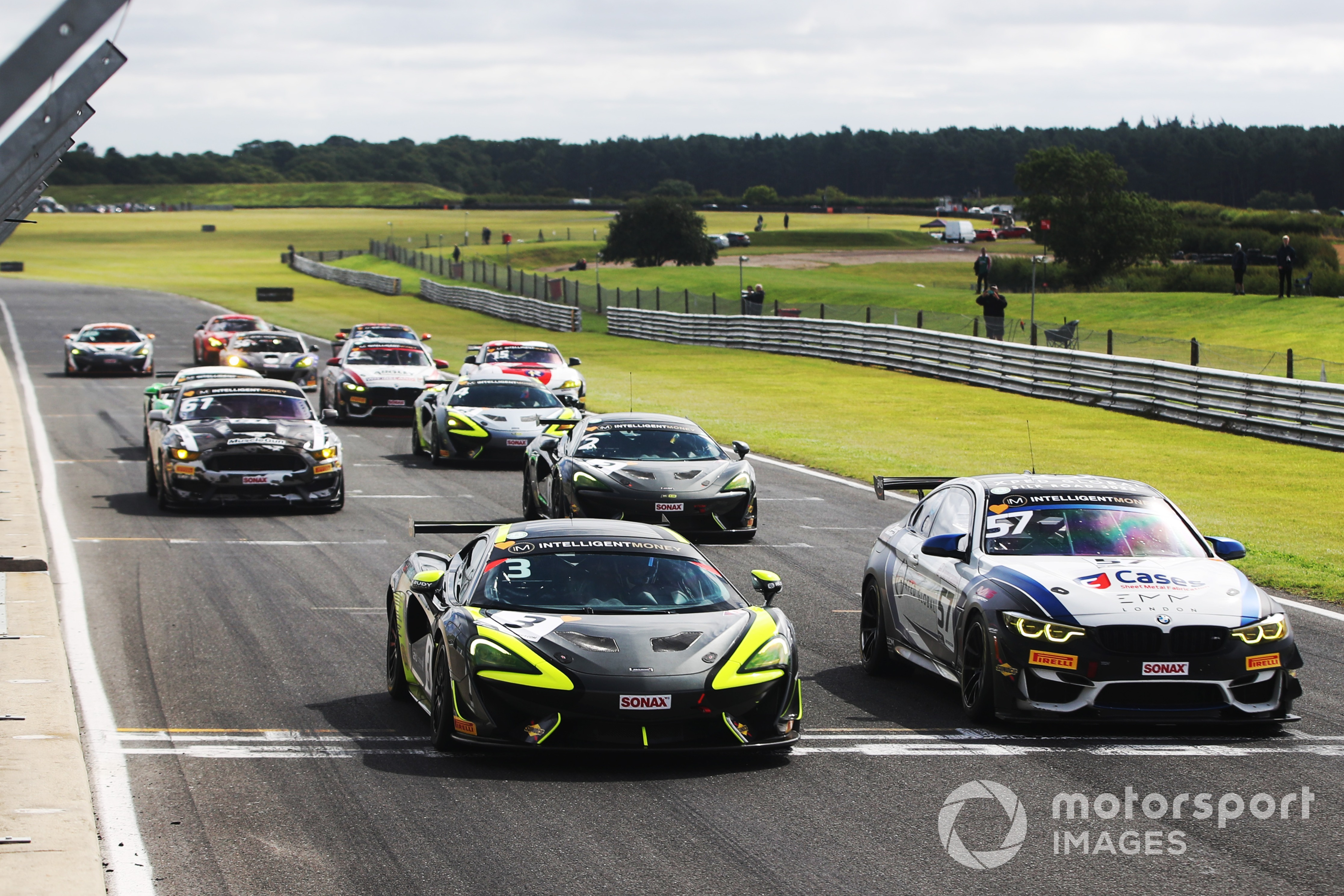 British GT4, Snetterton 2021