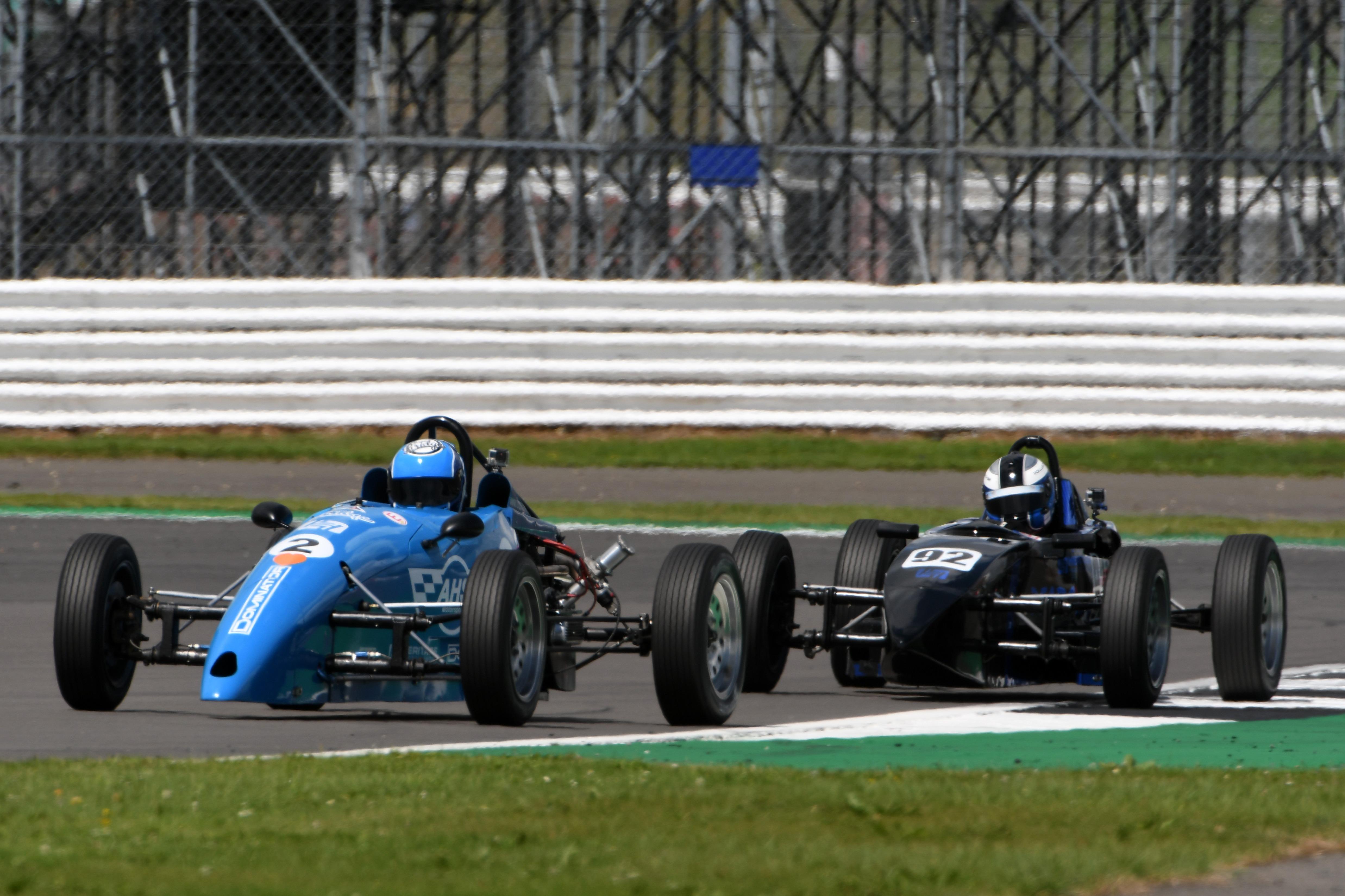 Danny Hands (AHS Dominator Mk2), Formula Vee, Silverstone 2021