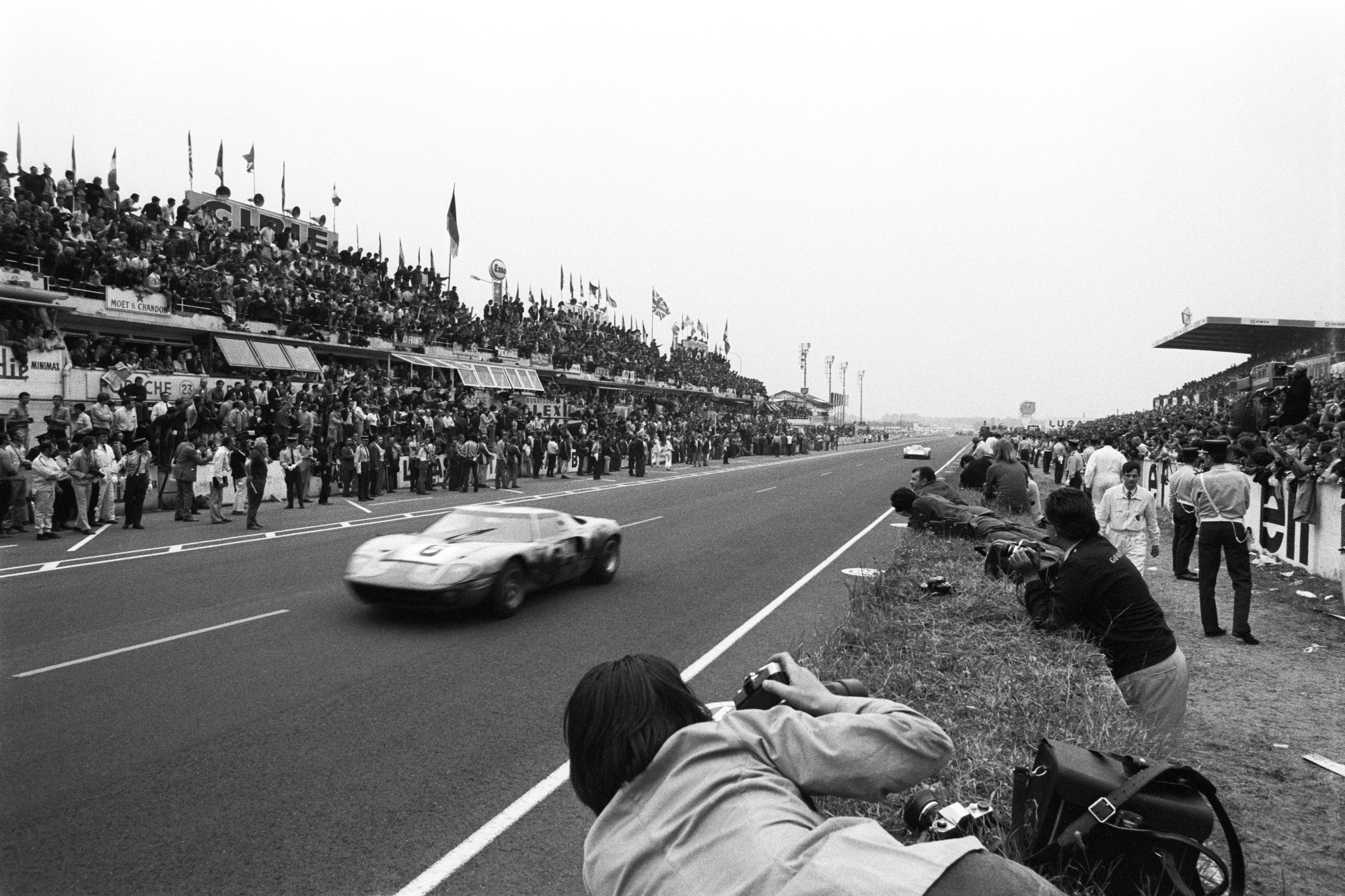 Ickx pipped Hermann in 1969 after a final lap akin to an Olympic cycling sprint