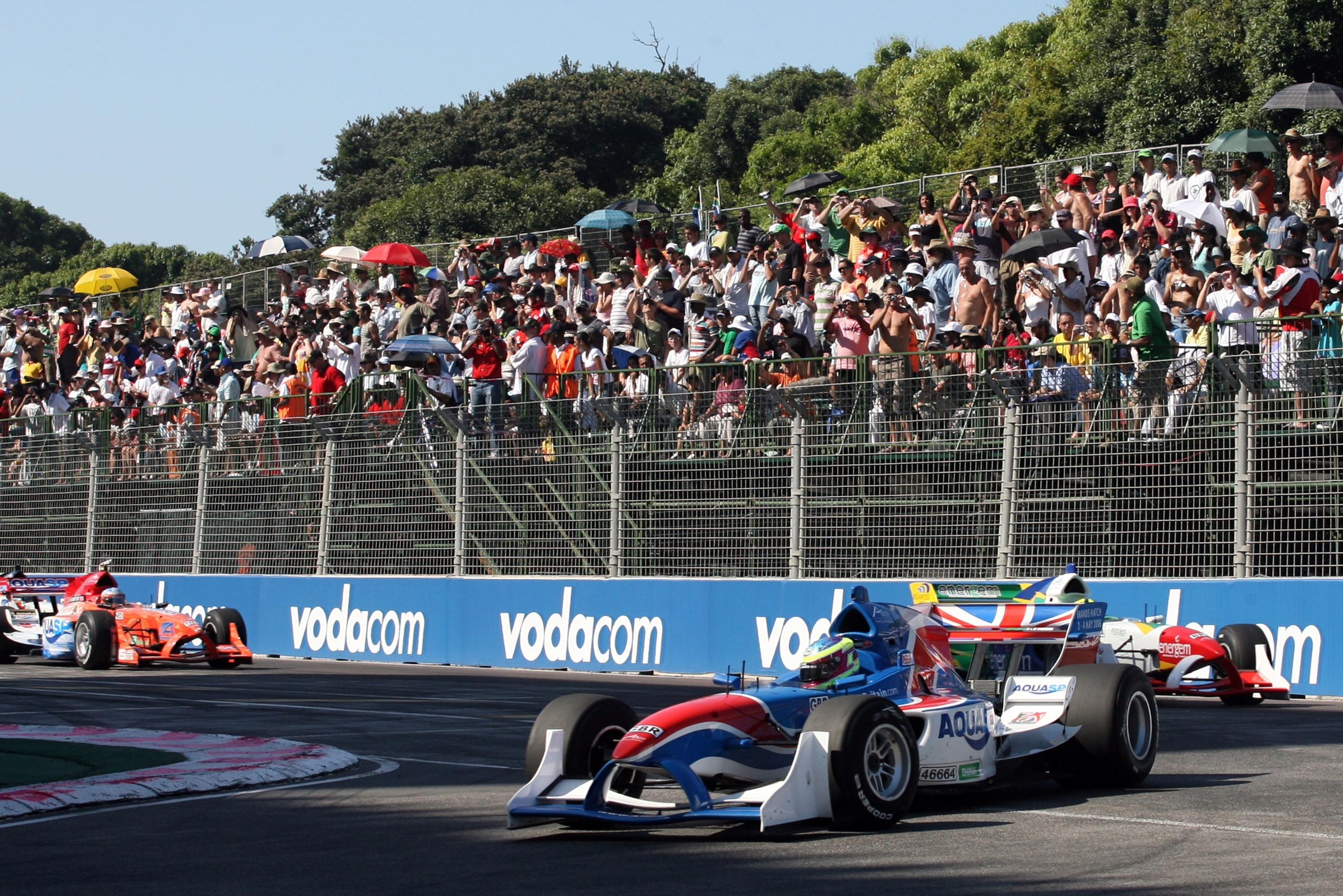 Goodfield will again link up with Jarvis at Le Mans, having worked together in the A1GP days