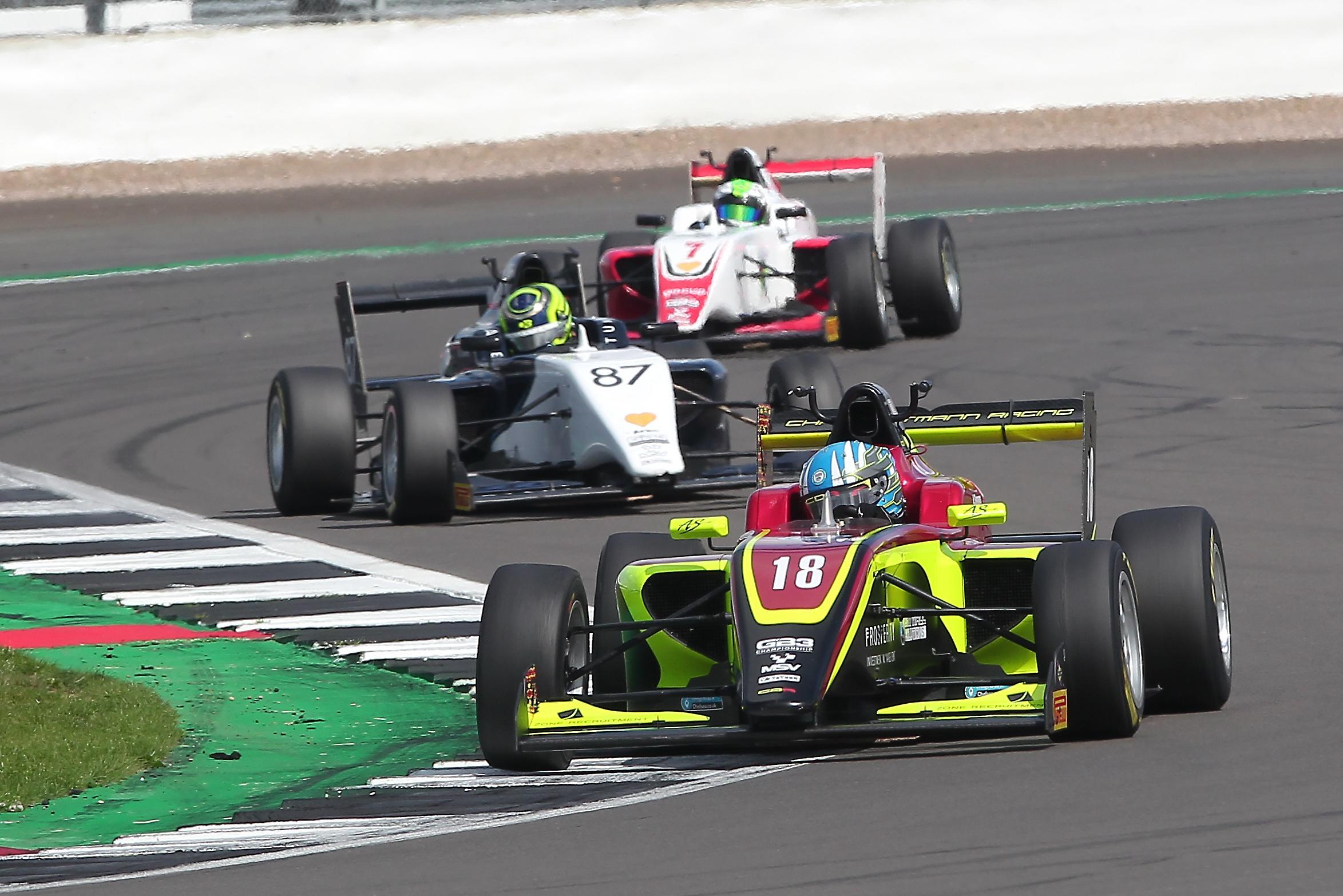 Ayrton Simmons, GB3, Silverstone 2021