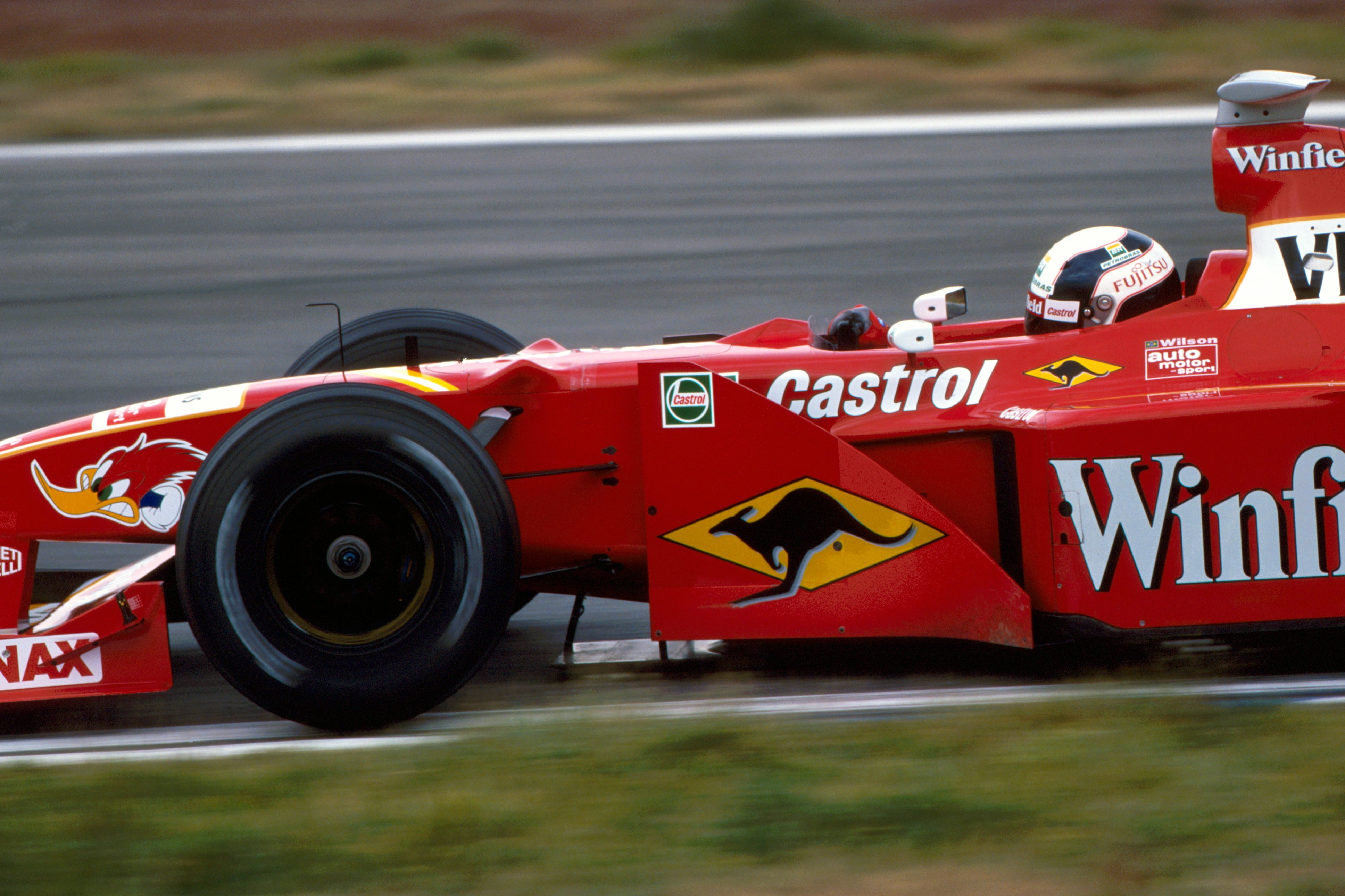 Williams test mileage helped Wilson get a foot in the door at Minardi - but when the drive fell through, he landed at Ascari