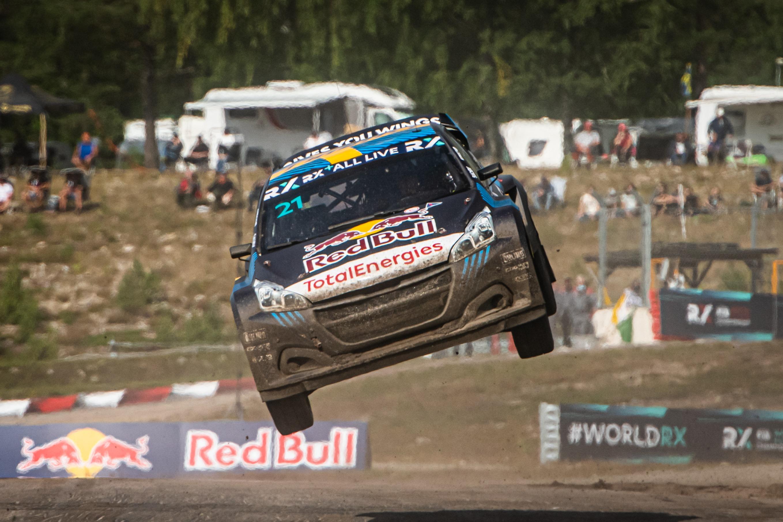 Timmy Hansen, 2021 WRX Sweden