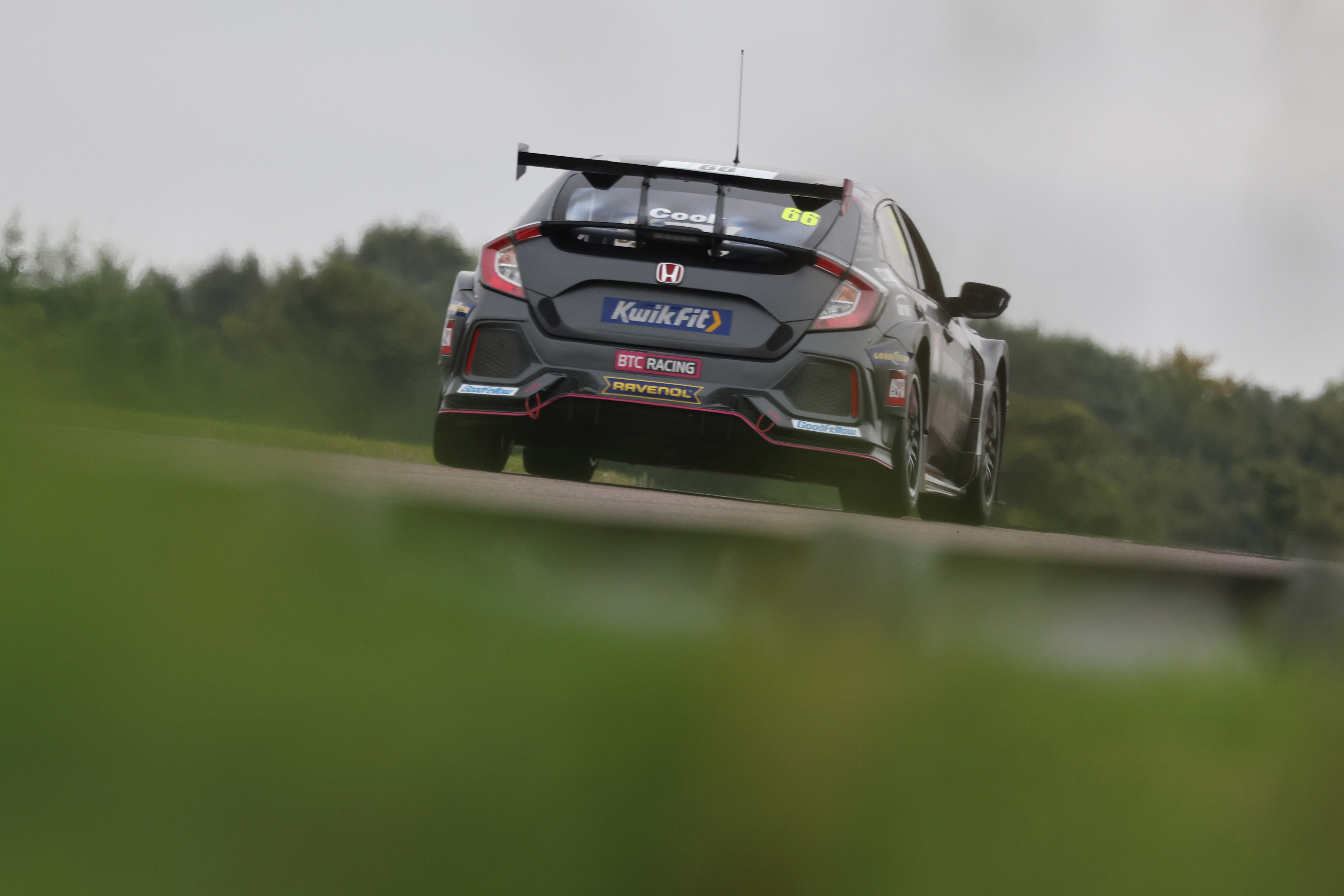 Cook topped shortened first session after red flag for Jelley's crash