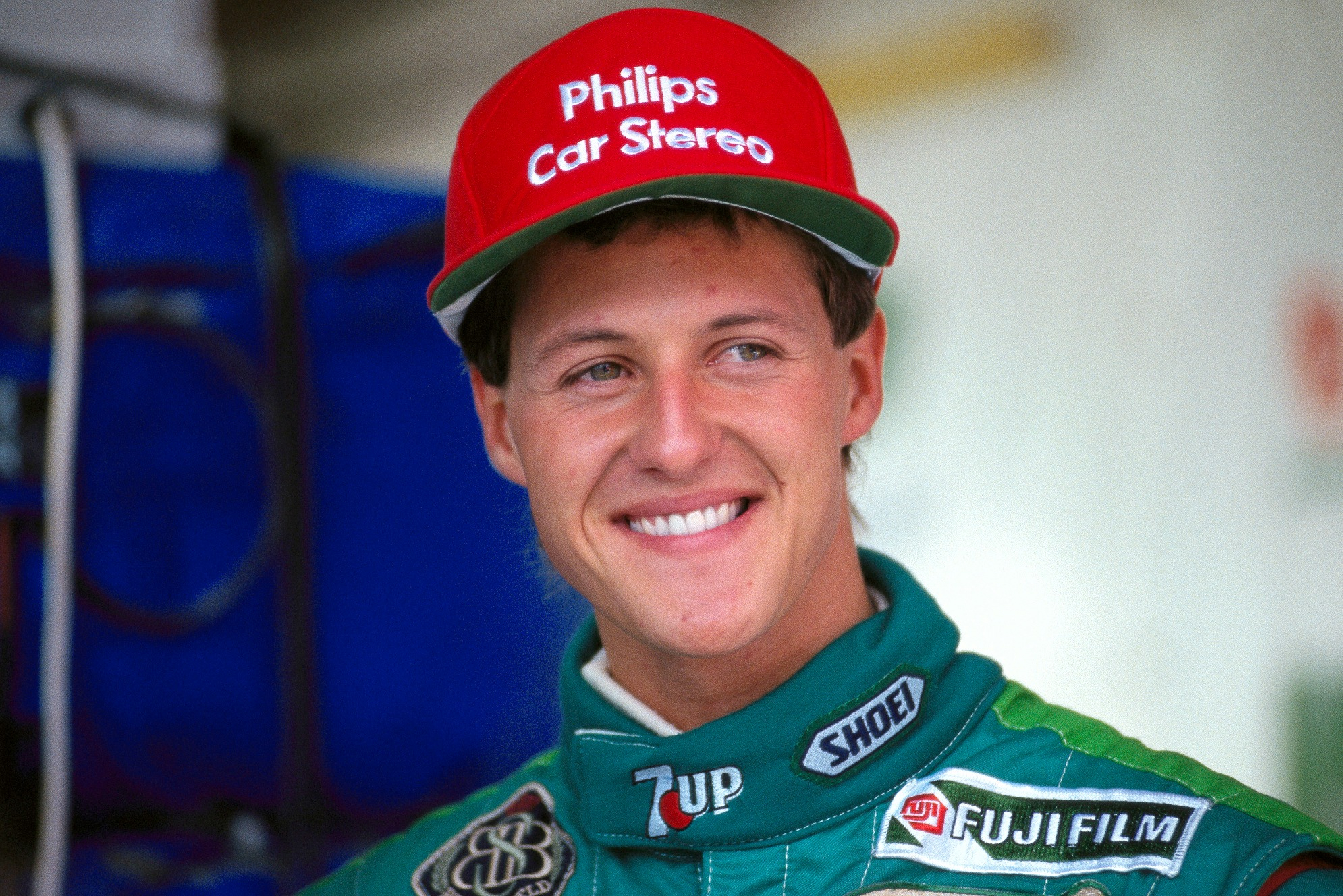 Schumacher felt Sugo F3000 race helped him get back into the single-seater mindset after a season of Group C with Mercedes