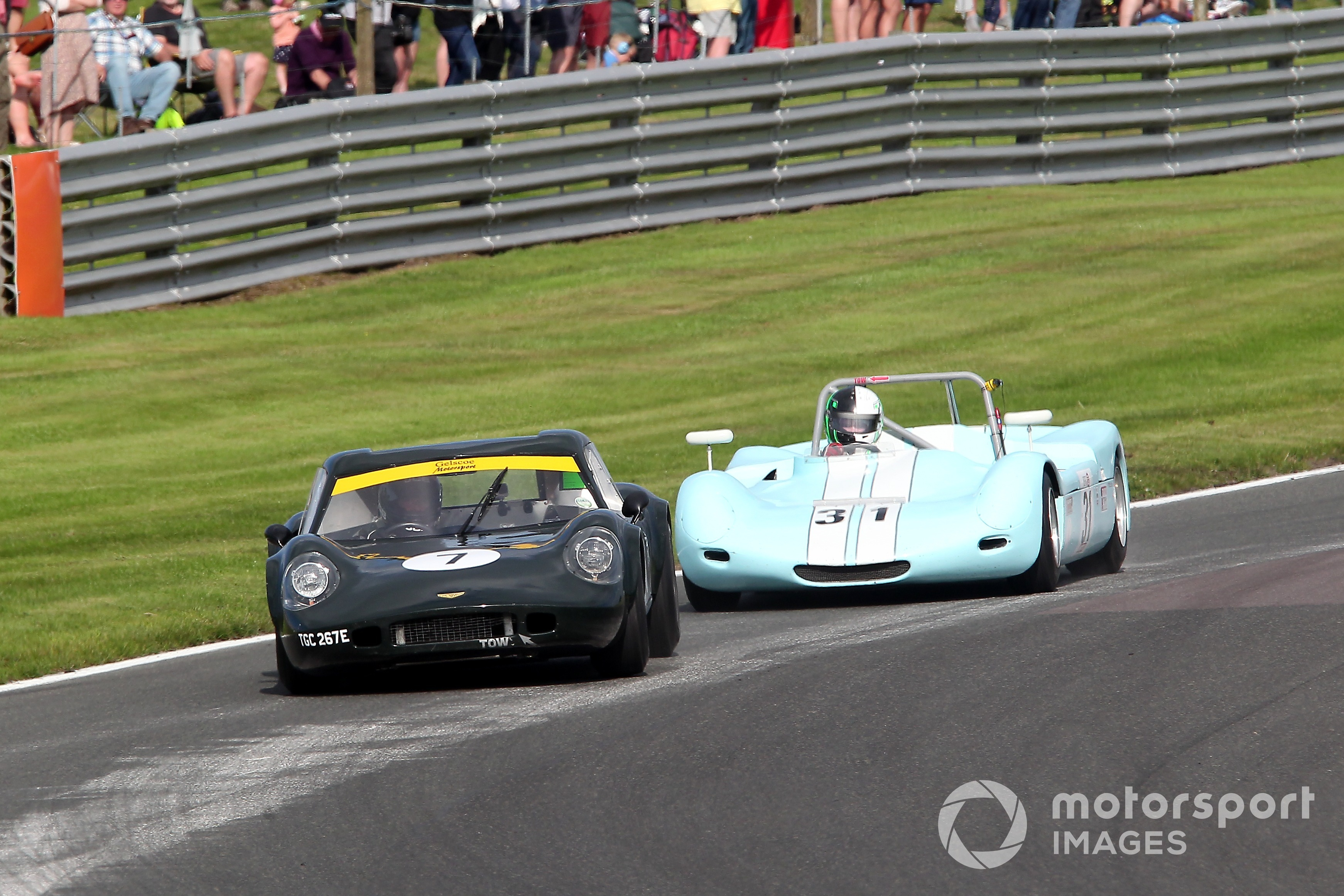 Andy Newall (Chevron-BMW B6), Oulton Park Gold Cup 2021