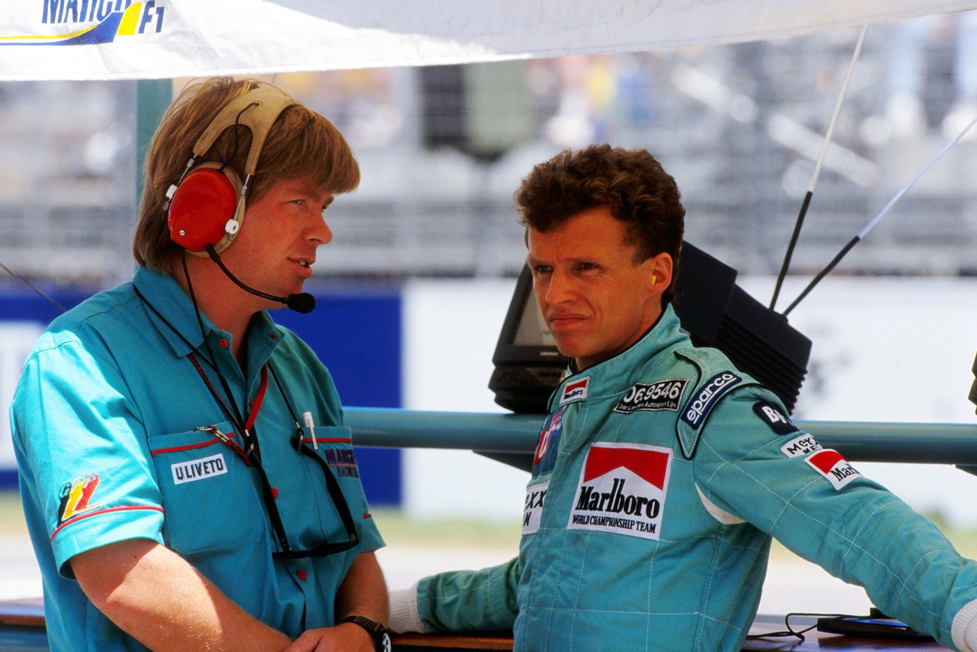 Lammers took a gamble to rejoin the F1 fray, but March wasn't a good prospect