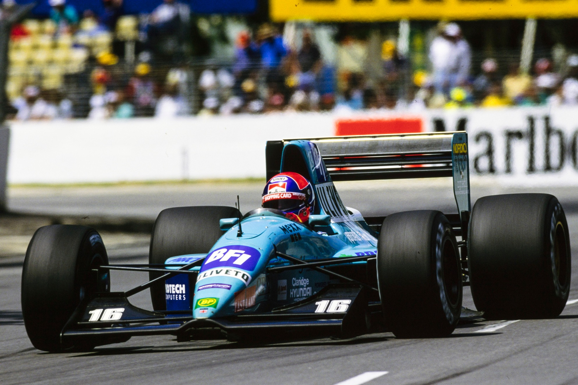 Lammers struggled to the finish in Adelaide, classified 12th in what was to be his final GP