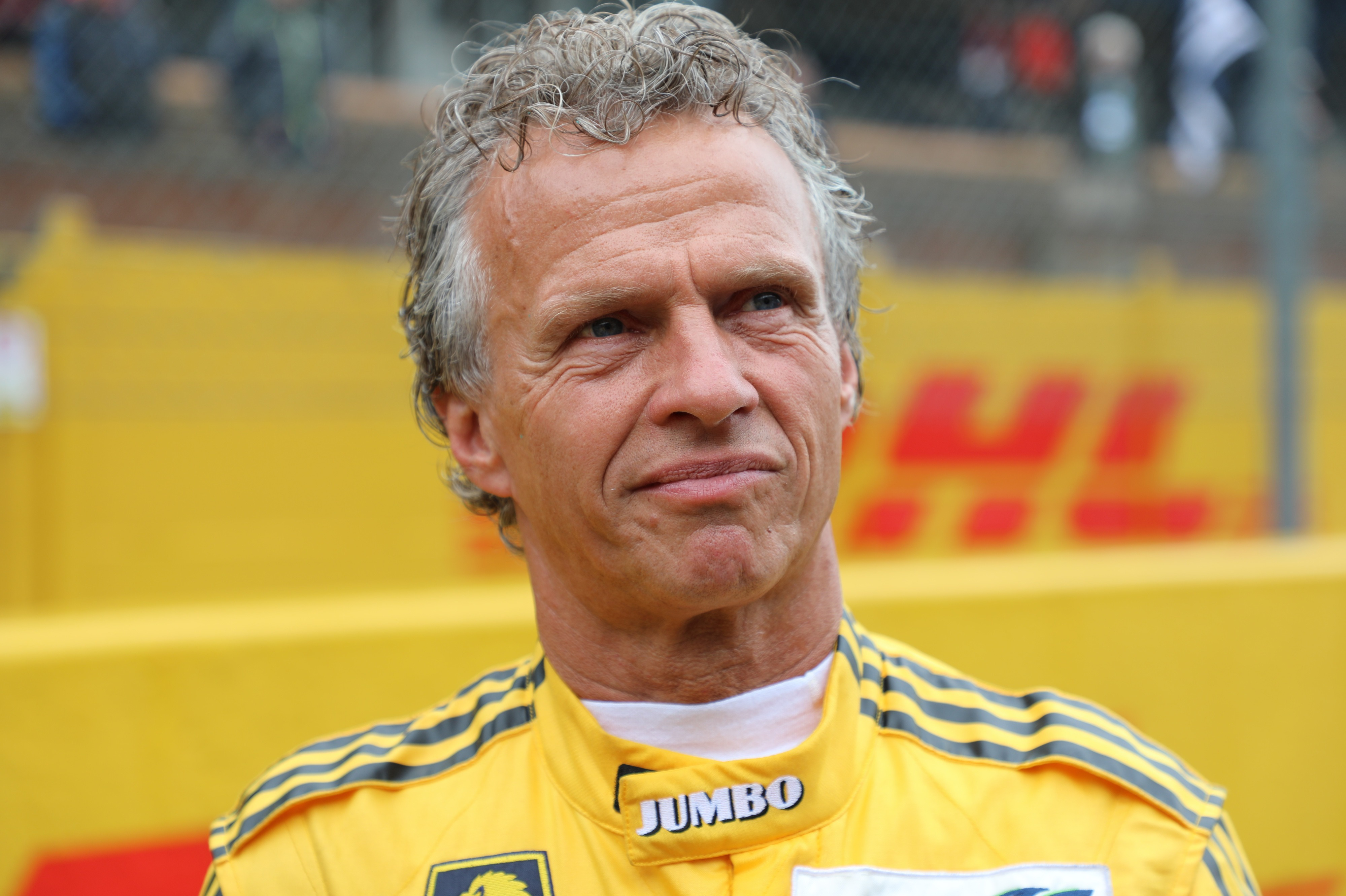 Lammers made final Le Mans start in 2018 aged 62