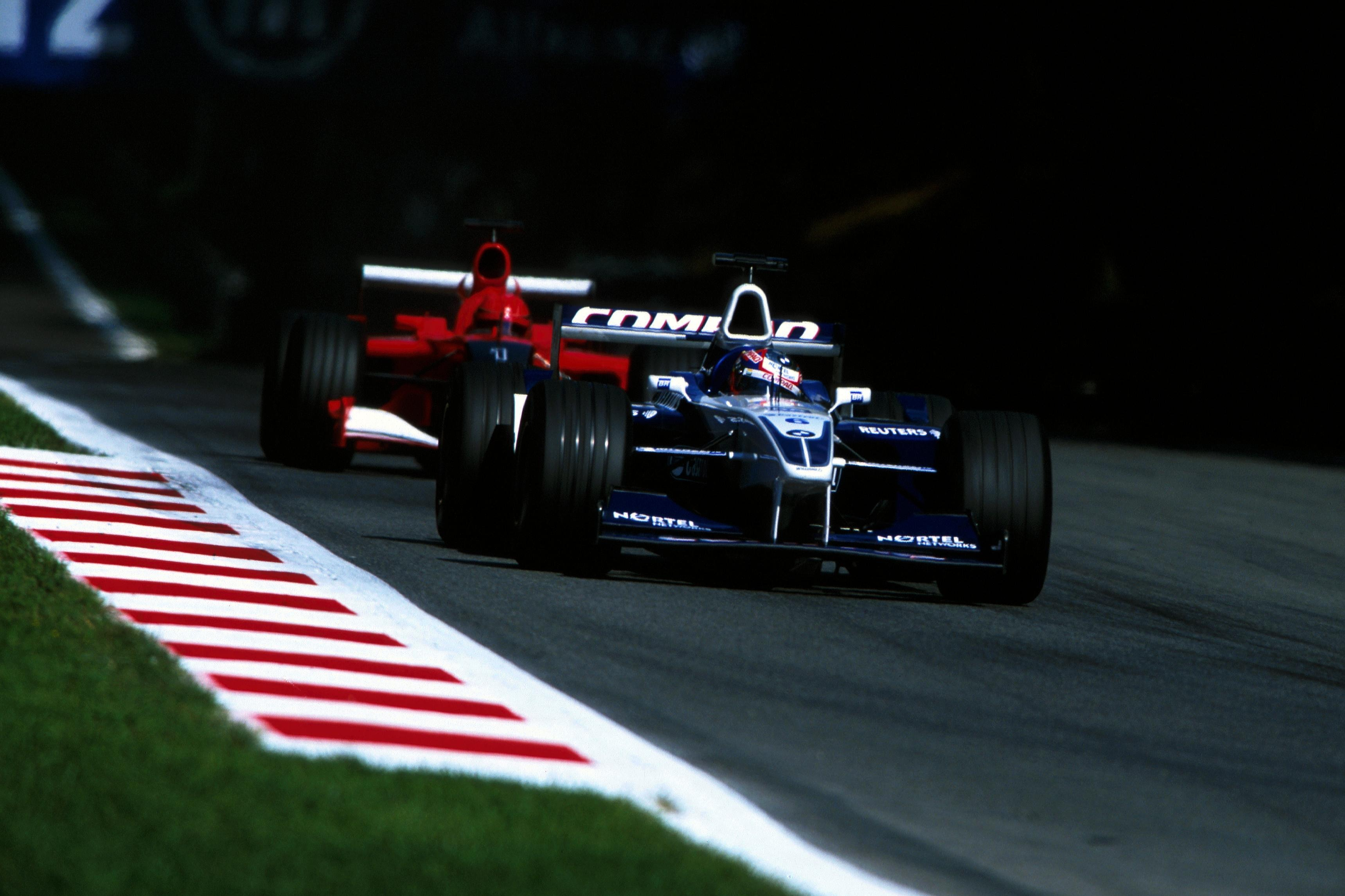 Off-colour Schumacher was outclassed as Montoya took his first win for Williams