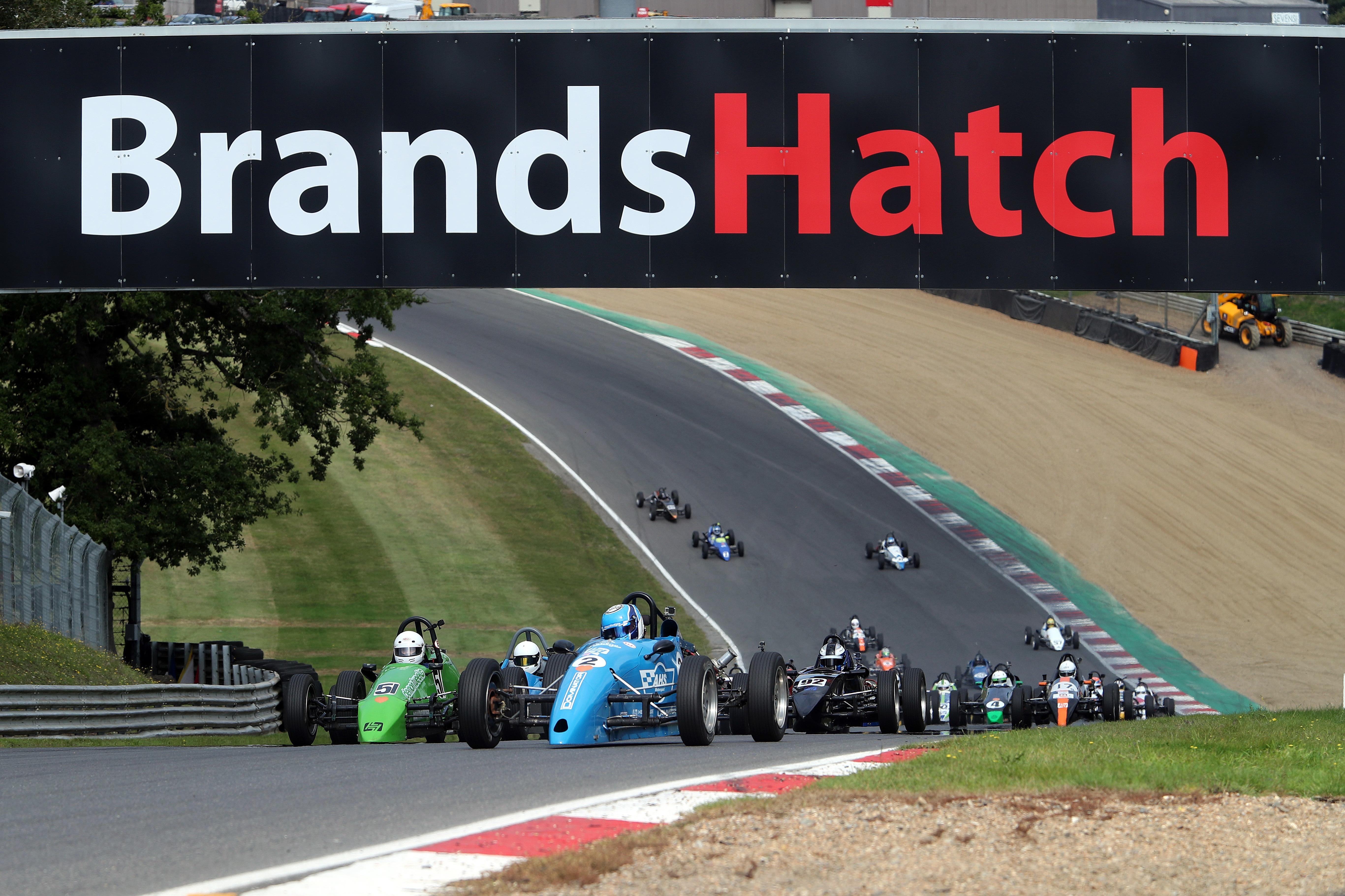Danny Hands (AHS Dominator Mk2), Formula Vee, Brands Hatch 2021