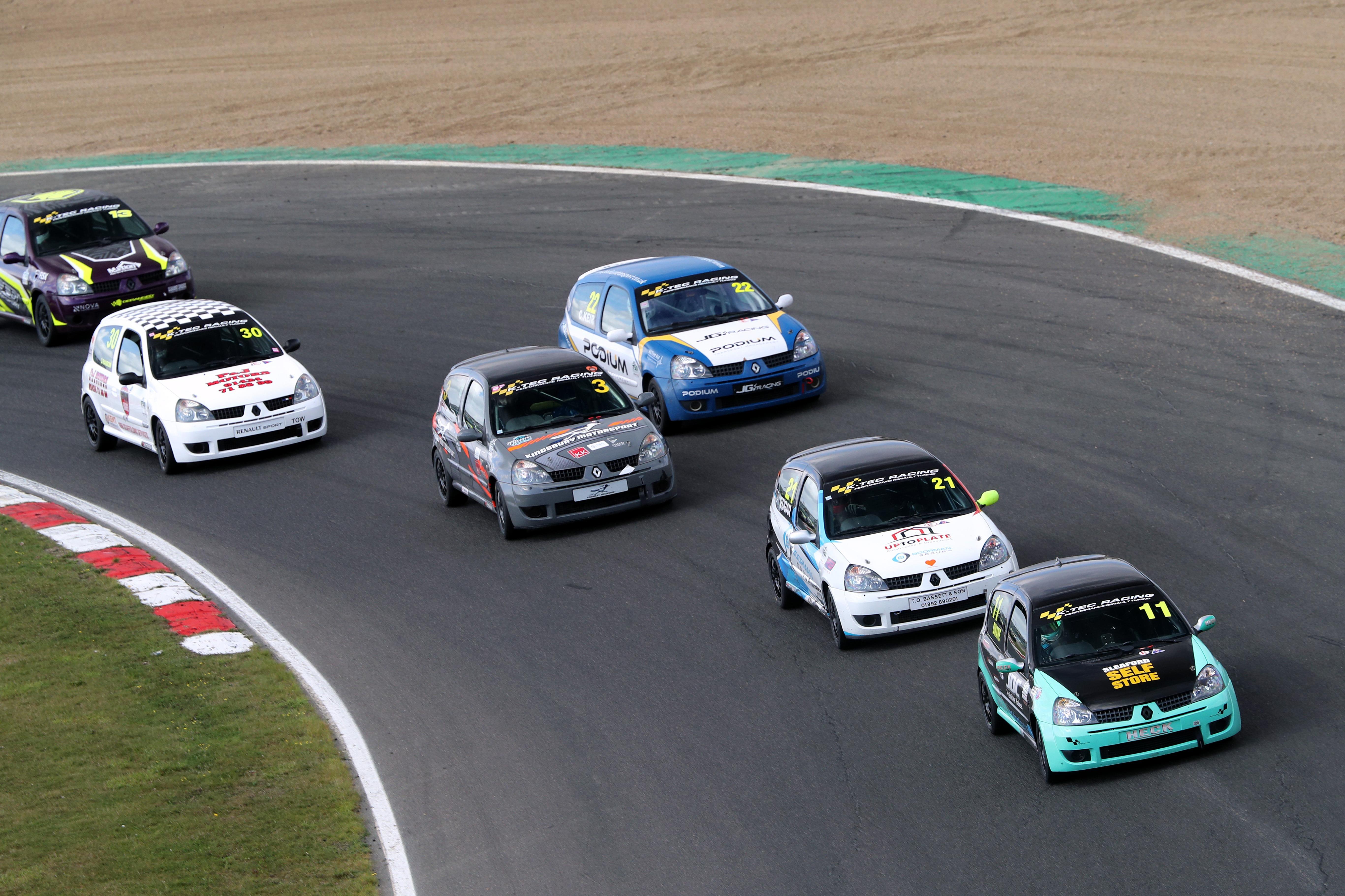 Clio 182 Championship, Brands Hatch 2021