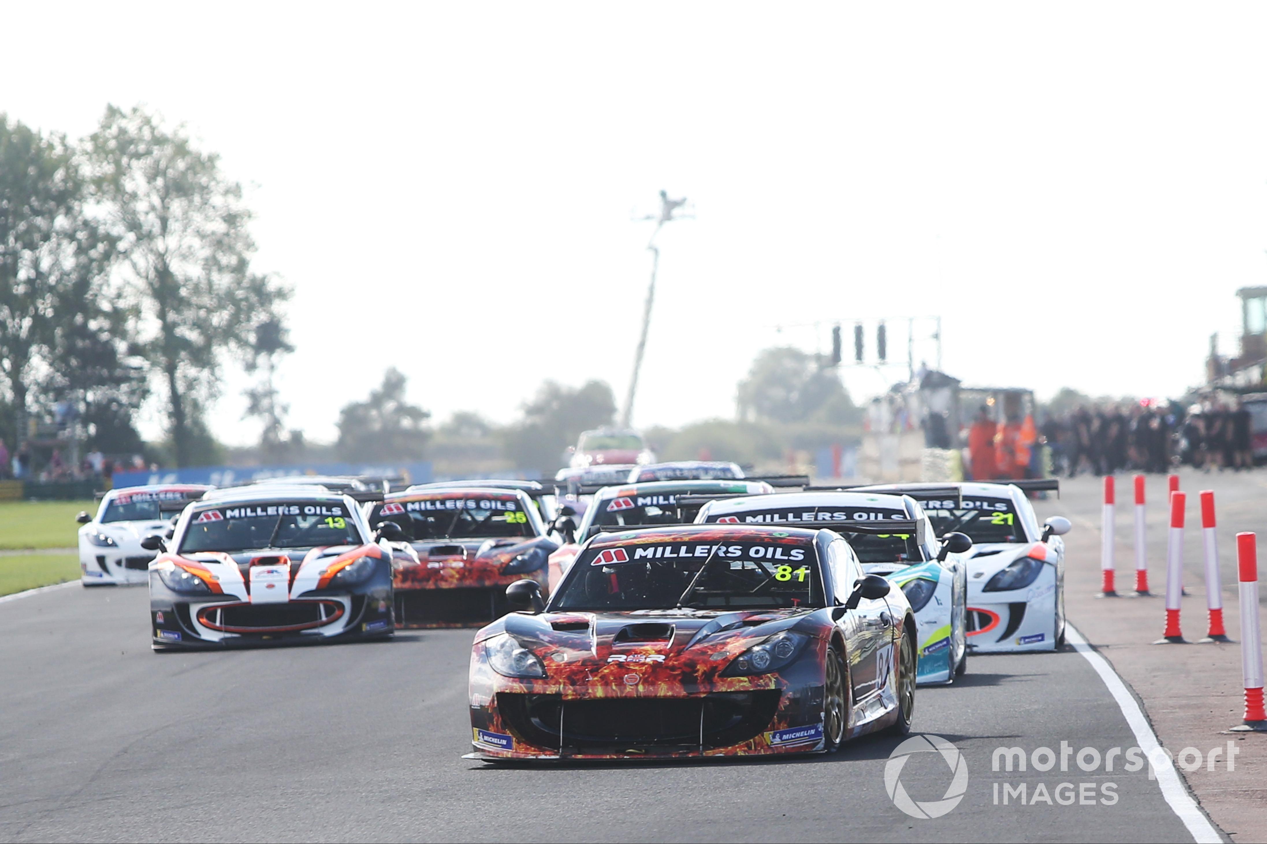 Tom Hibbert, Ginetta GT4 Supercup, Croft 2021