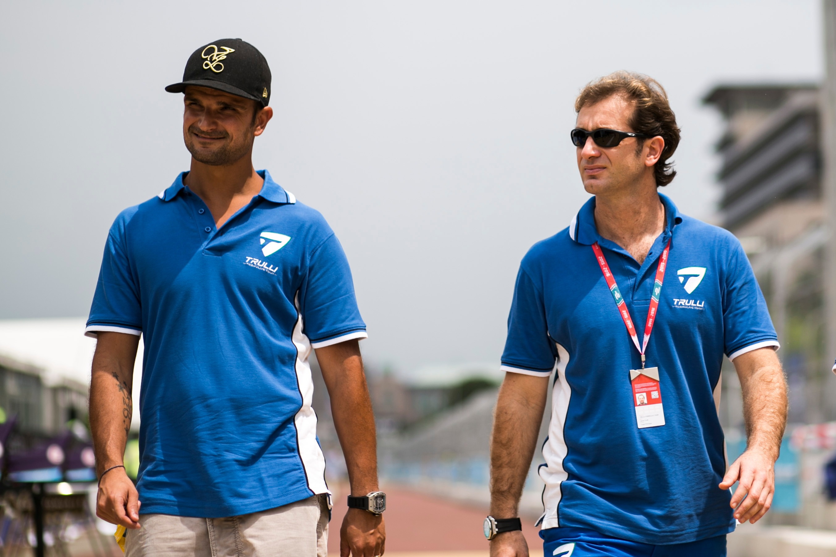 Trulli made it to Putrajaya, but the car failed scrutineering and it proved the final straw for the team