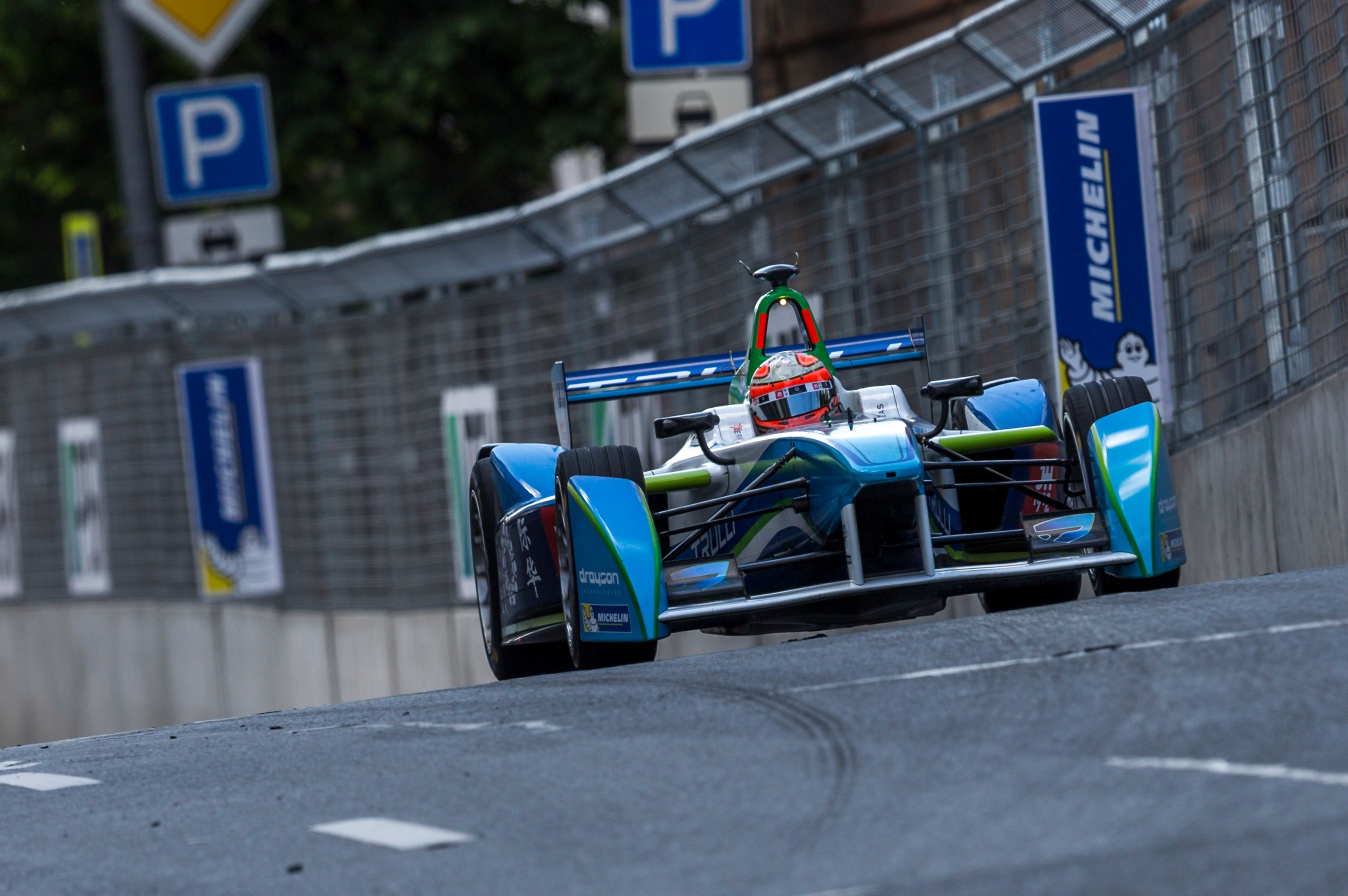 Showings with spec car at the end of first season gave Liuzzi false optimism for the future