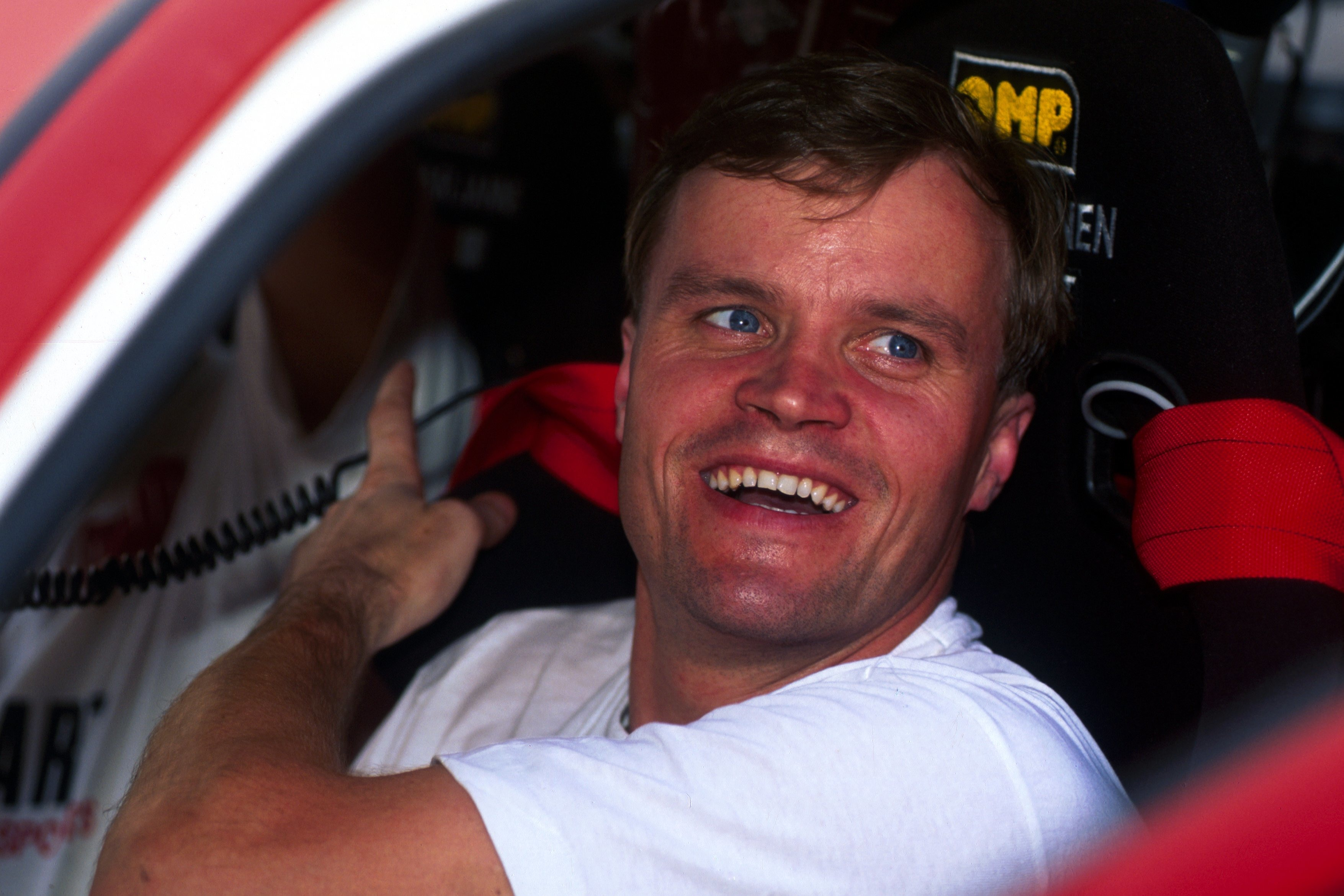 Makinen clinched his first of four world titles in 1996 with two rounds to spare with his fifth victory of the season in Australia
