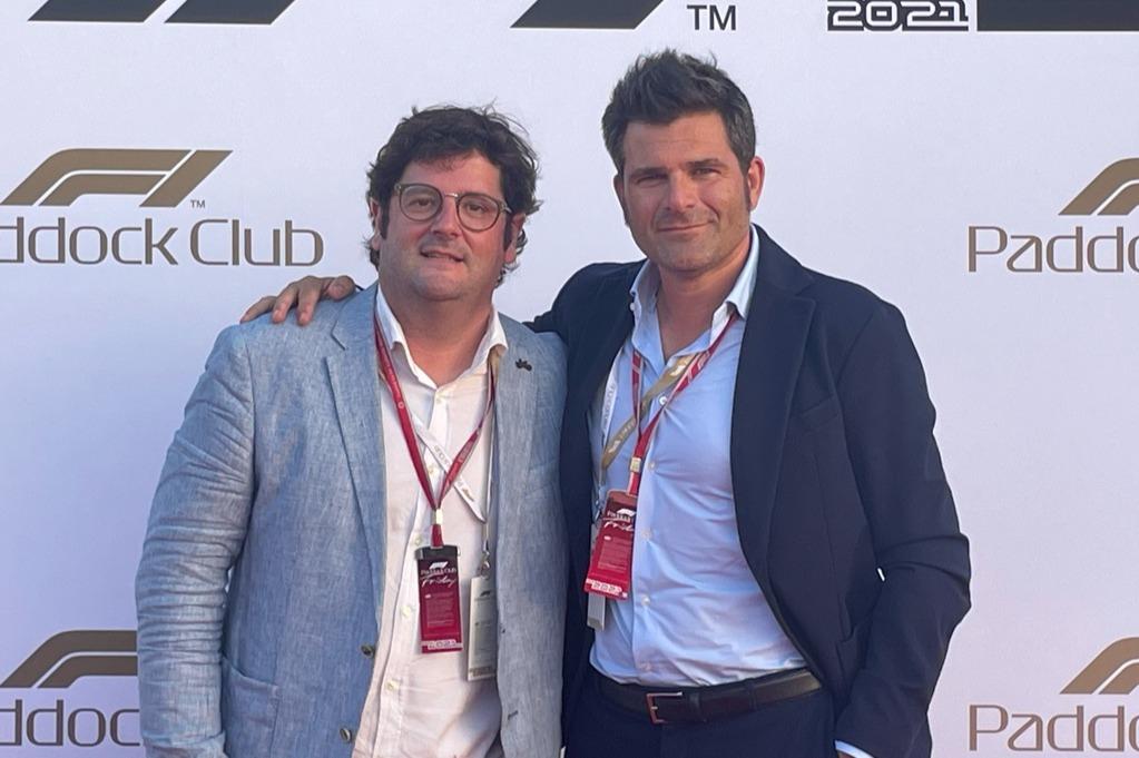 Juan Marí, CEO y cofundador de VRM (derecha), junto a Pablo Sánchez Marquiegui, COO y cofundador de la empresa
